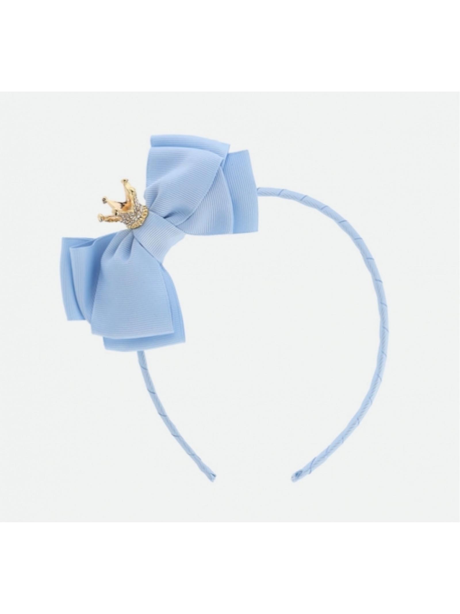 Cerchietto Aband Baby ANGEL'S FACE | Cerchietti | ABANDBABY BLUE