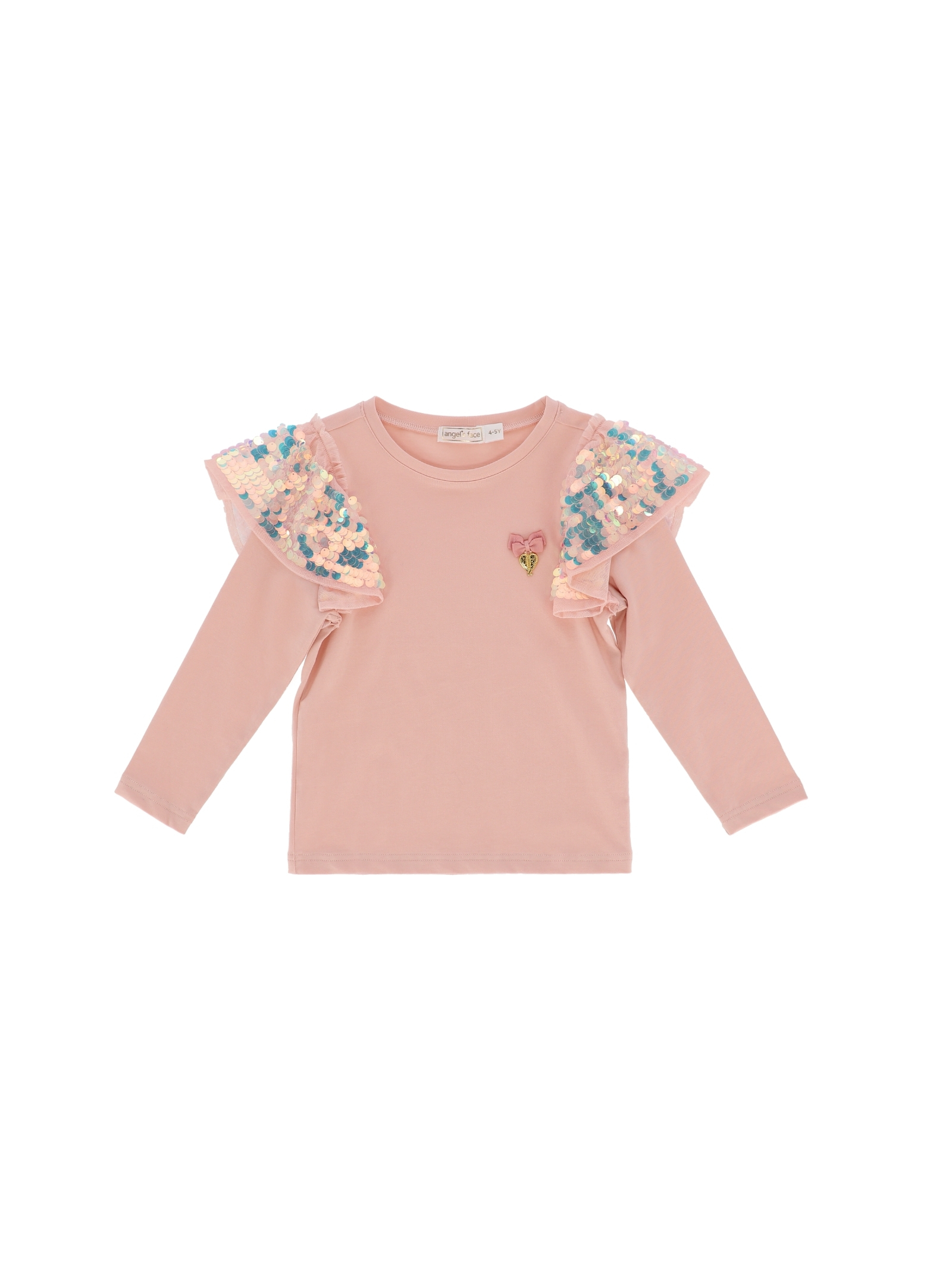 Cassia Paillettes Girl Sweater ANGEL'S FACE |  | CASSIABLUSH