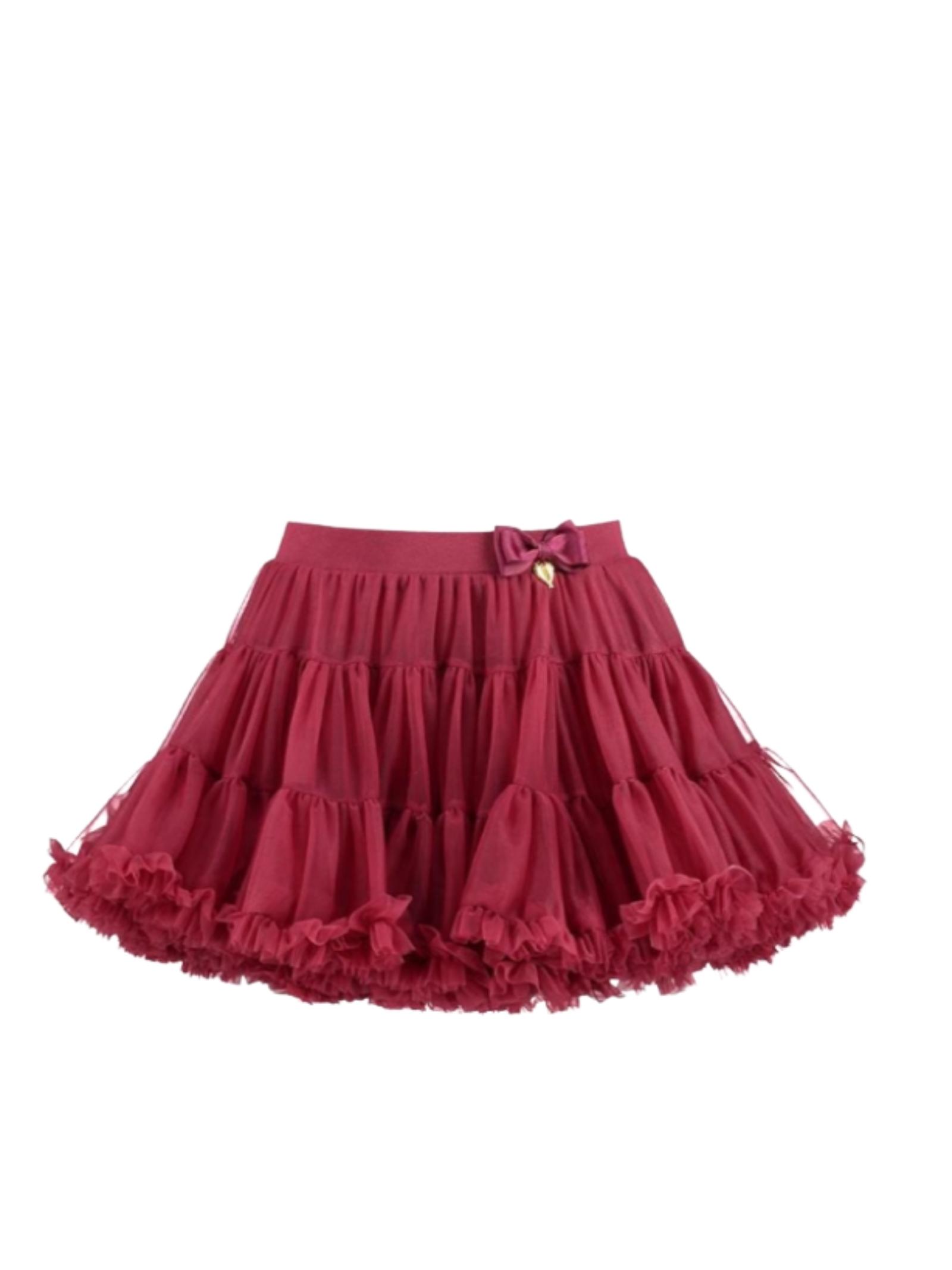 Gonna Bambina Tutu Pixie V Red ANGEL'S FACE | Gonne | PIXIETIBETAN RED