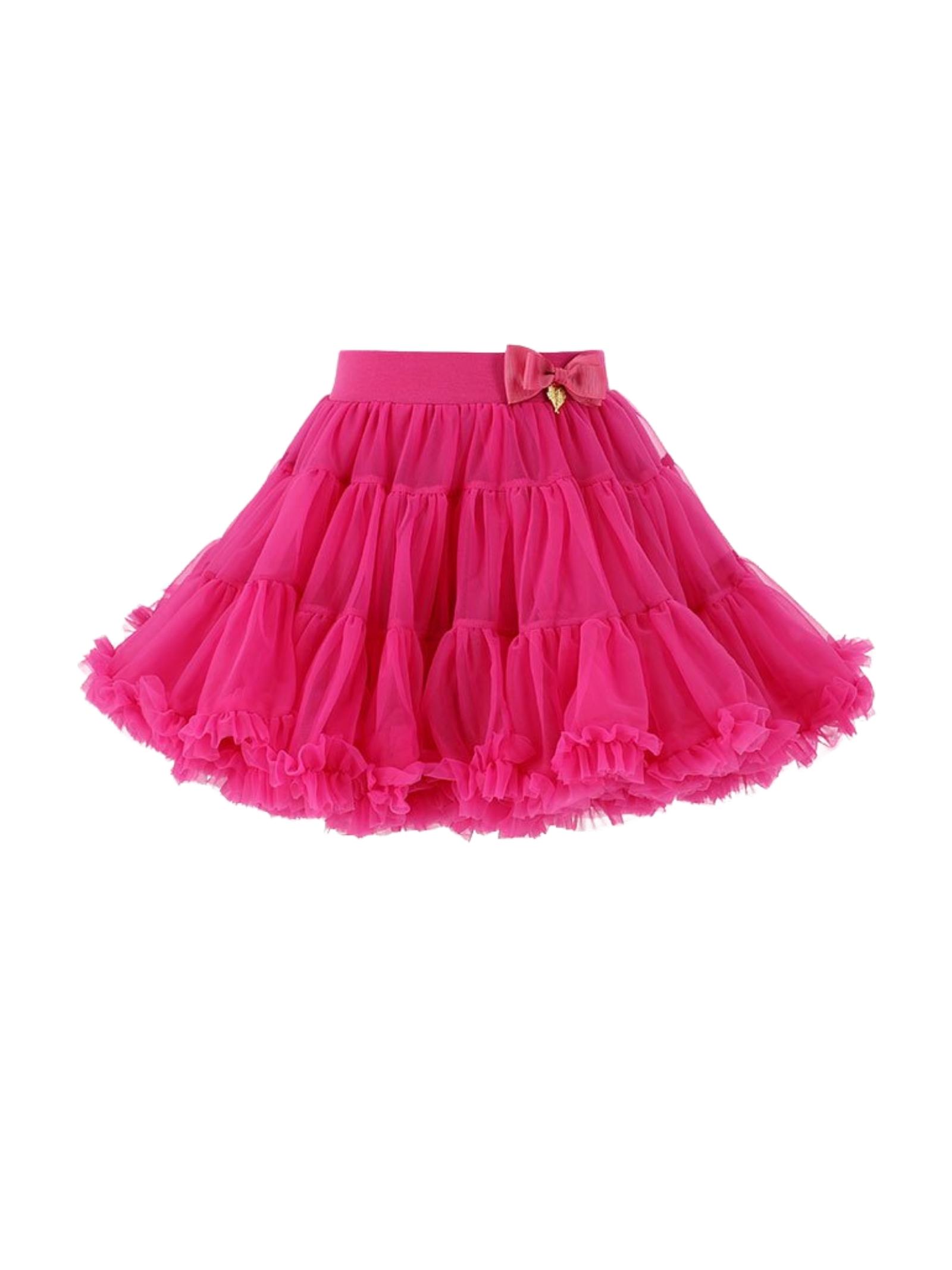 Pop Pink Pixie Tutu Girl Skirt ANGEL'S FACE | Skirts | PIXIEPOP PINK
