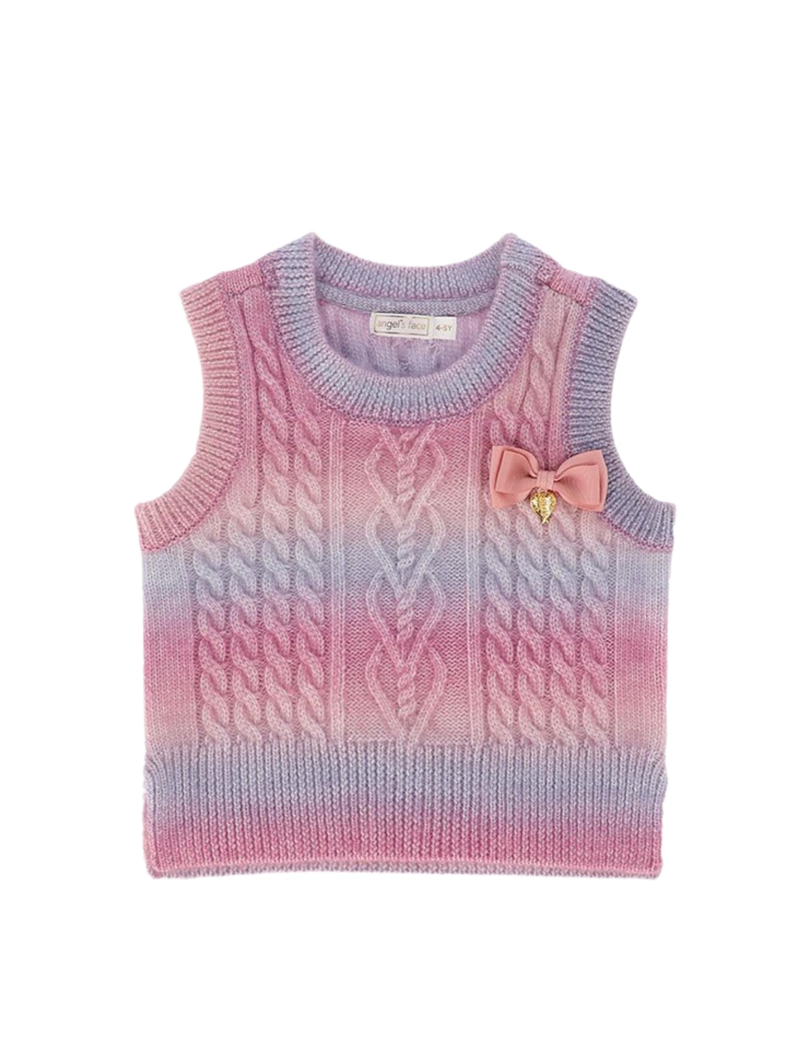 Pritty Rainbow Girl Sweater ANGEL'S FACE | Sweaters | PRITTIRAINBOW