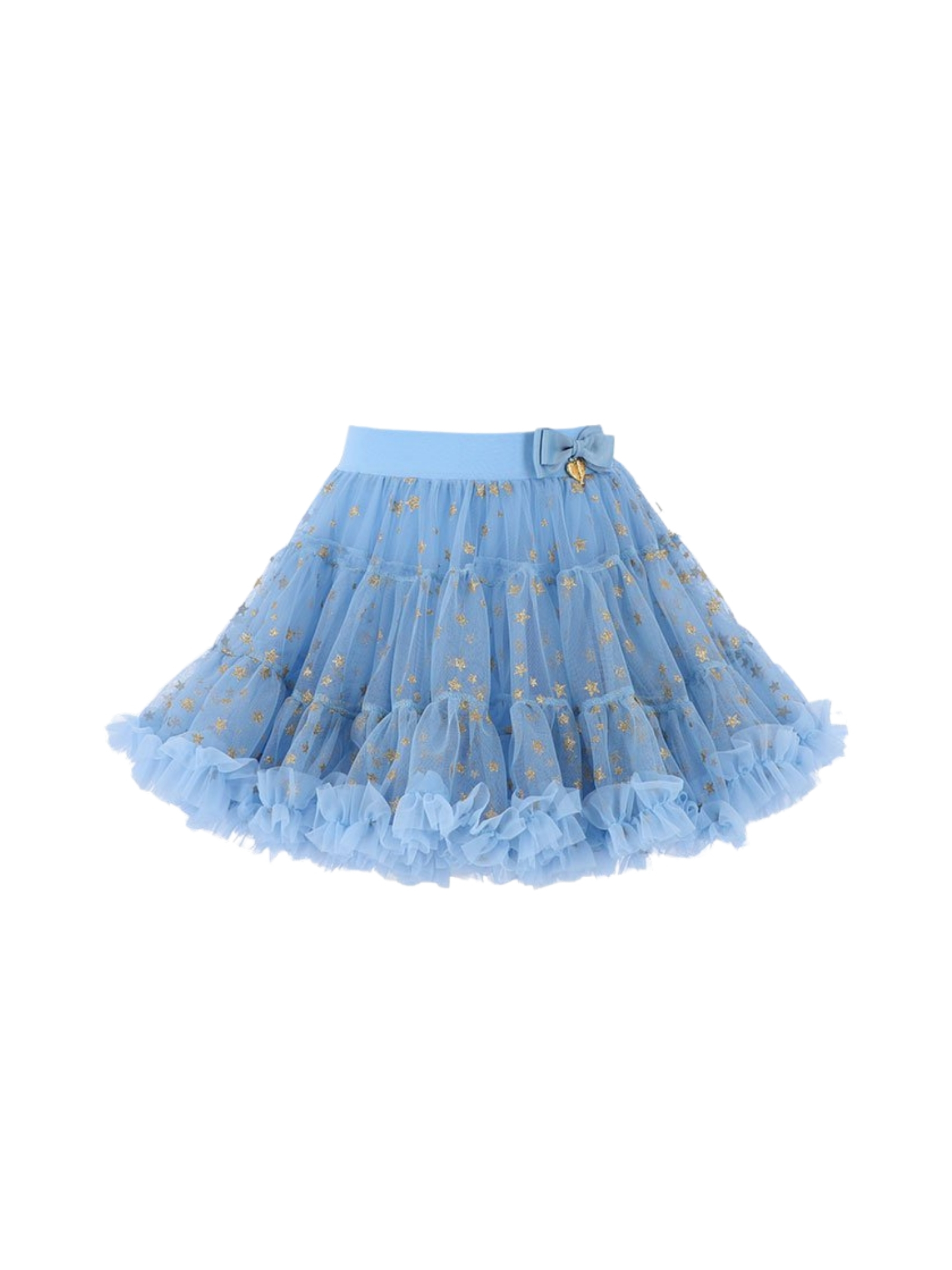 Gonna Star Blue Gold Bambina ANGEL'S FACE   Gonne   STARBLUE