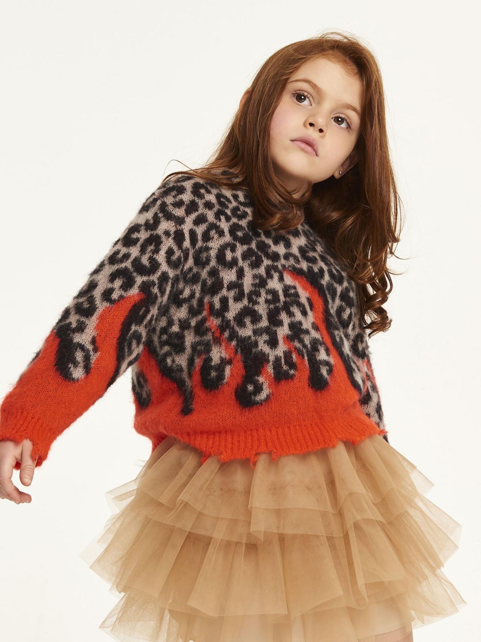 Girl Printed Sweater ANIYE BY GIRL | Sweaters | 11110402039