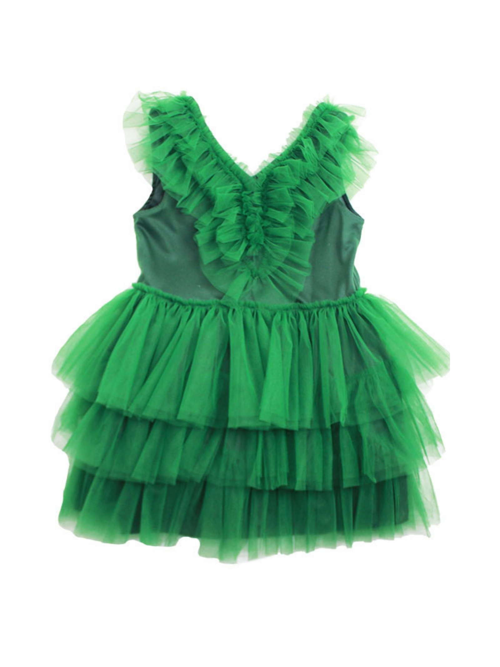 Girl's Tulle Dress with Rouche ANIYE BY GIRL | Clothes | 11122500013