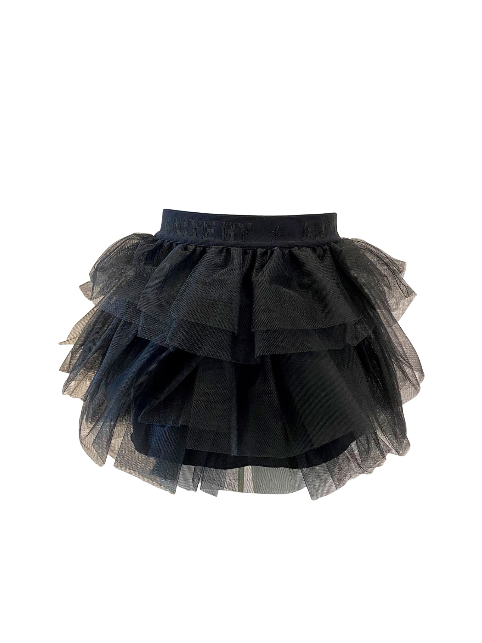 Tulle Skirt with Logo for Girls ANIYE BY GIRL | Skirts | 11125200336