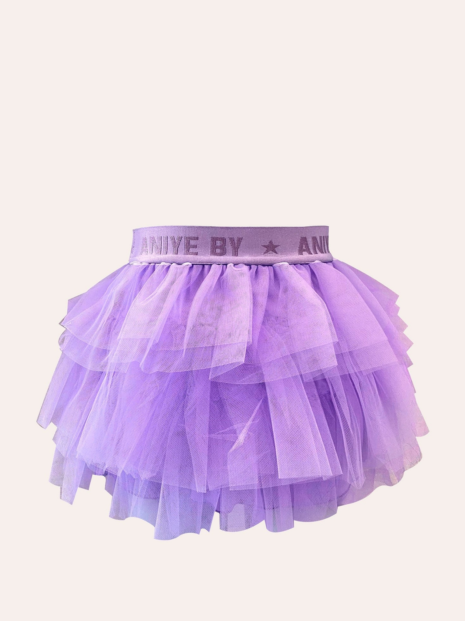 Tulle Skirt with Logo for Girls ANIYE BY GIRL | Skirts | 11125202034