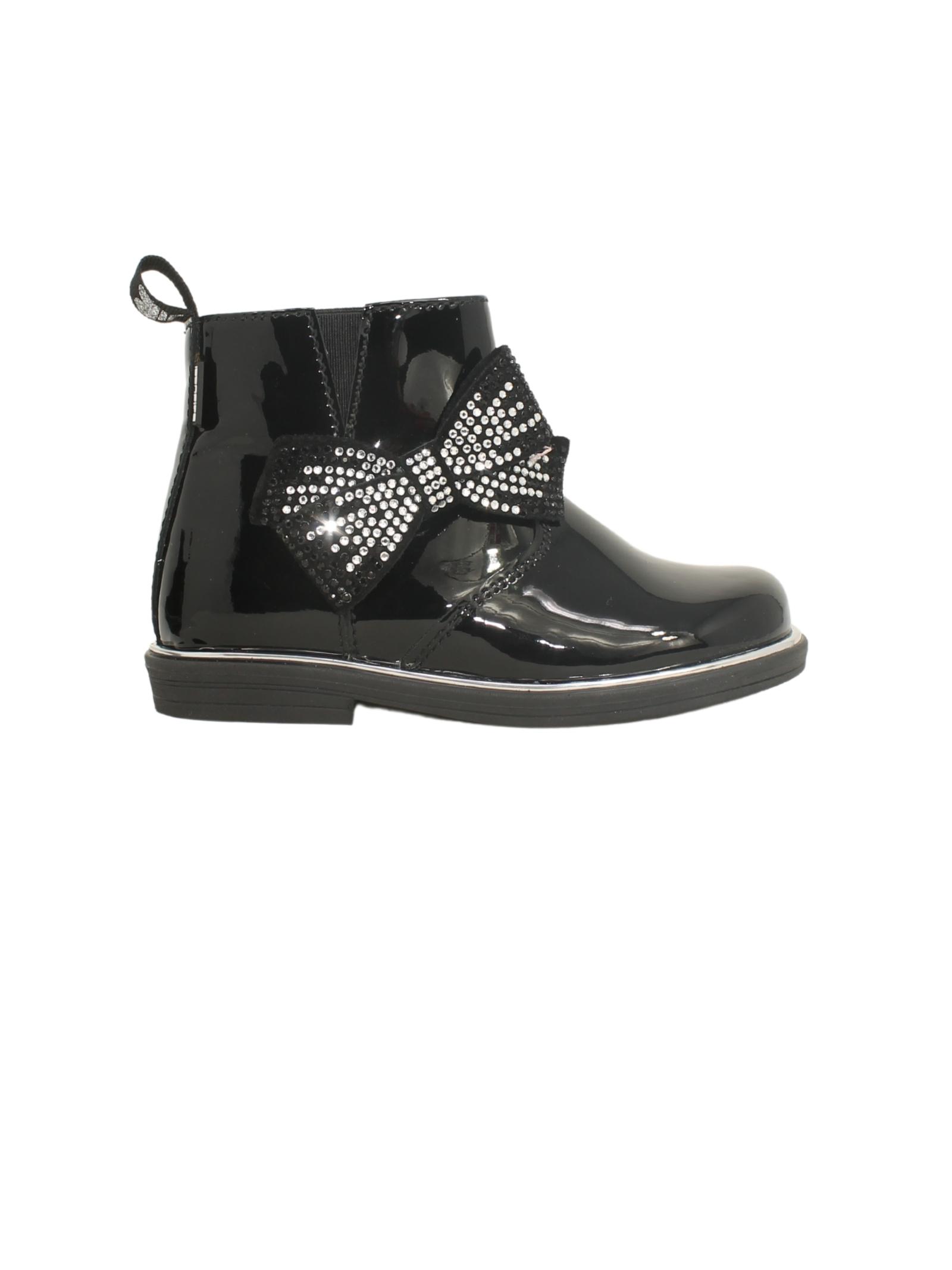 Bow Girl Boots BALDUCCI |  | CITA4952NERO