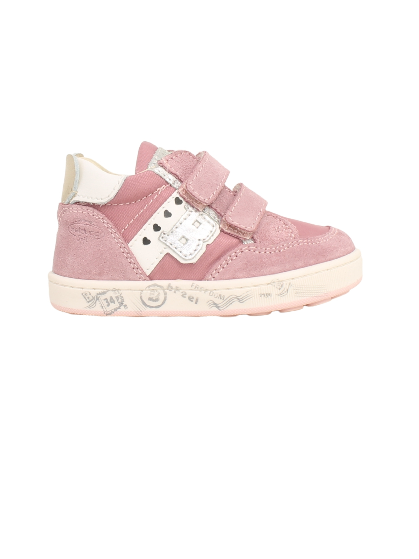 Heart Sneakers for Girls BALDUCCI | Sneakers | CSPO4906ROSA