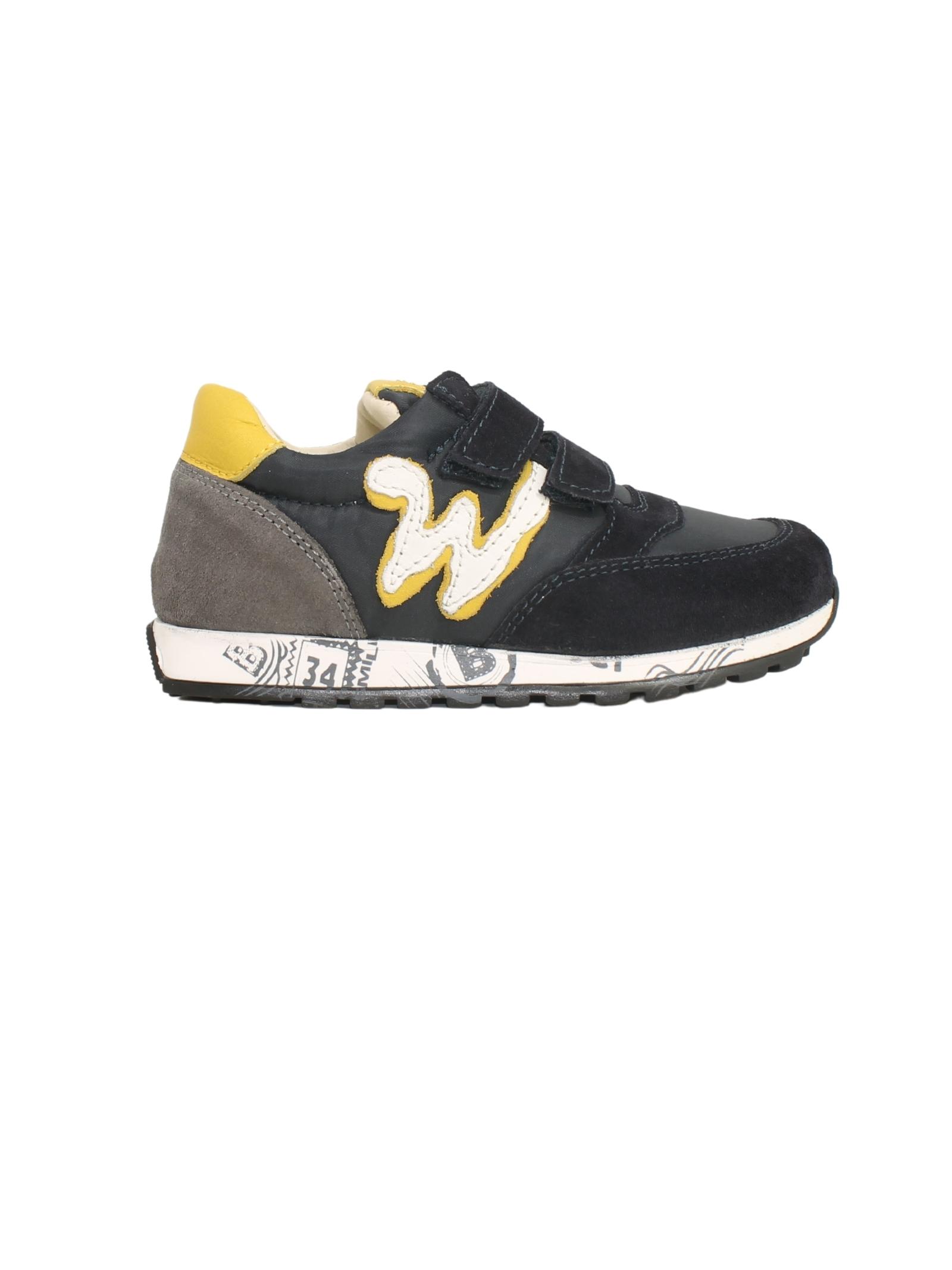 Sneakers Bassa Sport Bambino BALDUCCI | Sneakers | FEEL1730BLU