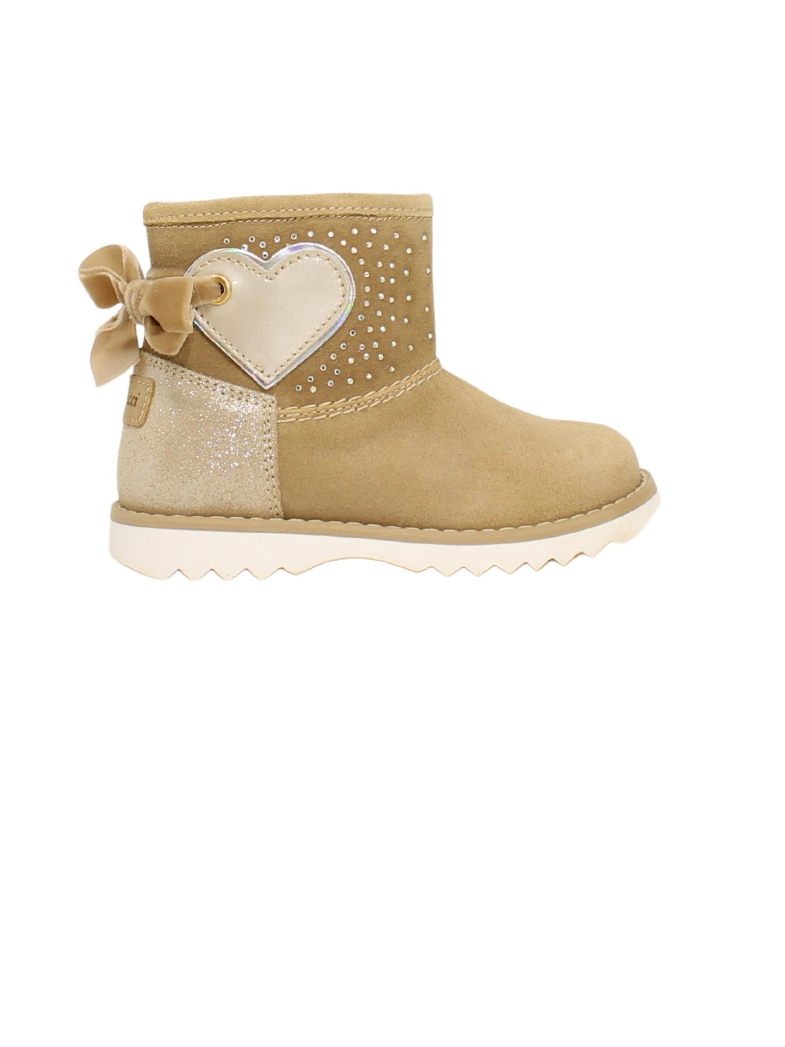 Camel Heart Girls boots BALDUCCI |  | MAT2222ACAMMELLO