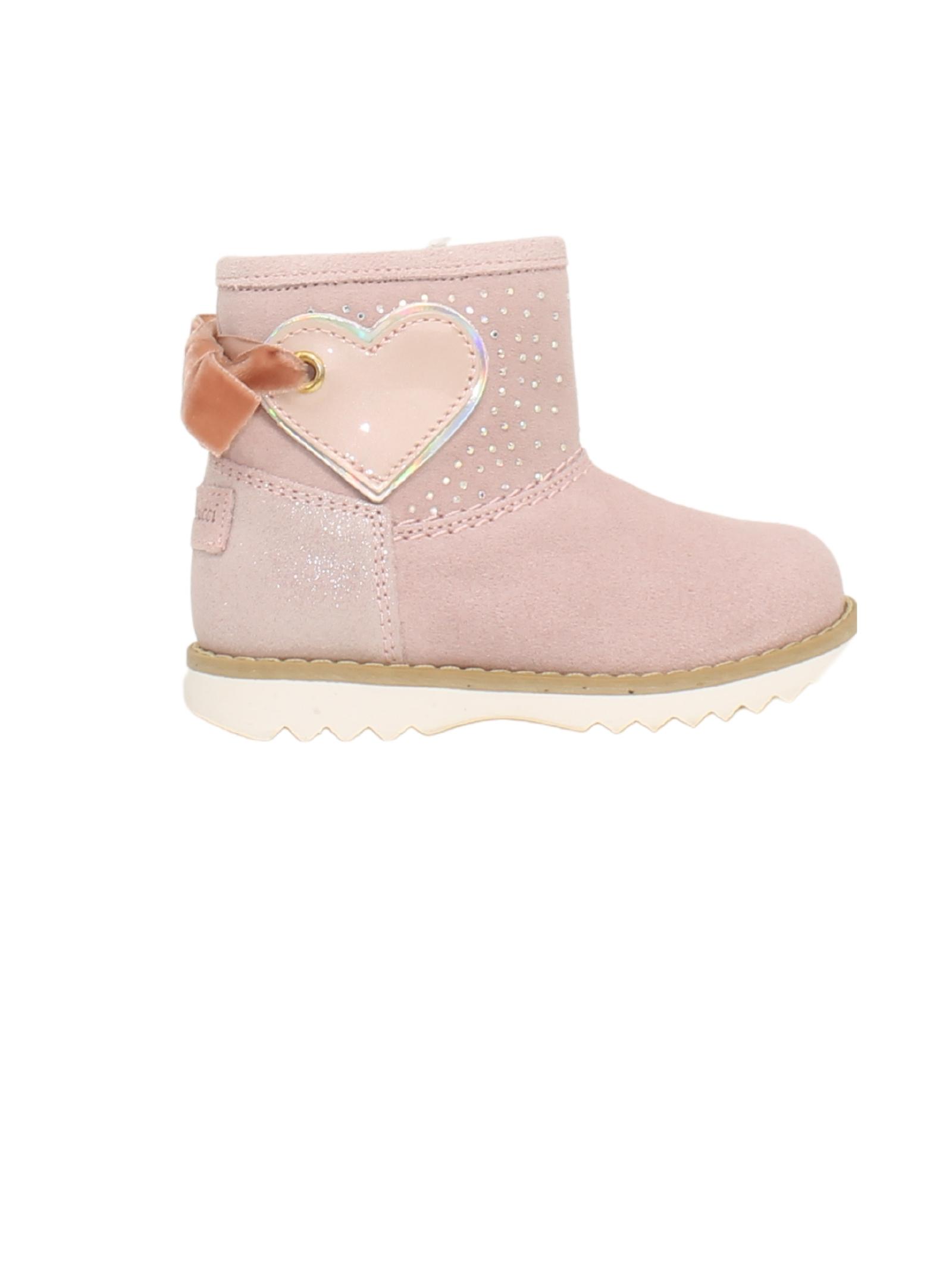 Pink Heart Girls boots BALDUCCI |  | MAT2222BROSA
