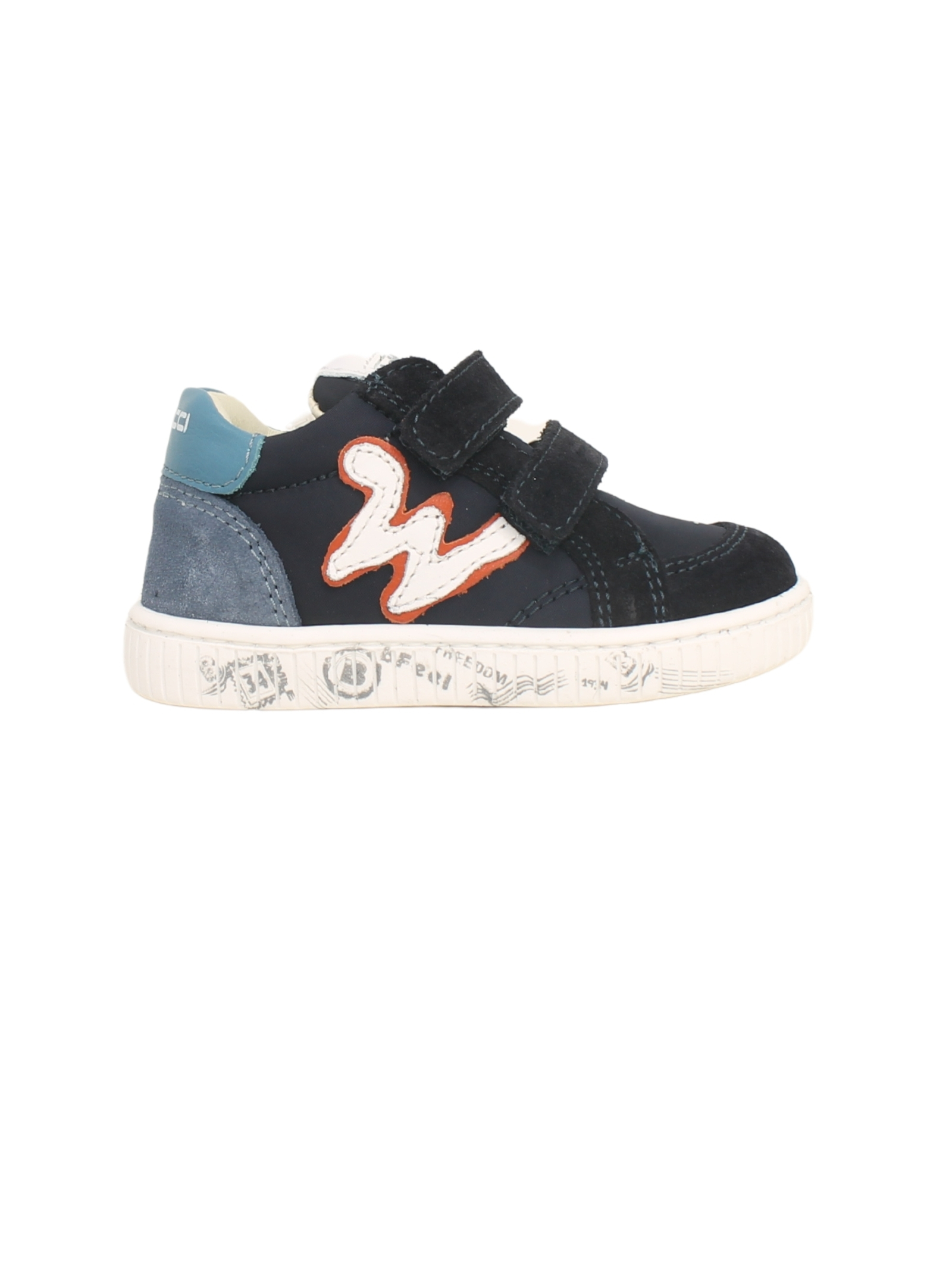 Sneakers Logo Bambino BALDUCCI | Sneakers | MSPO3804BLEU