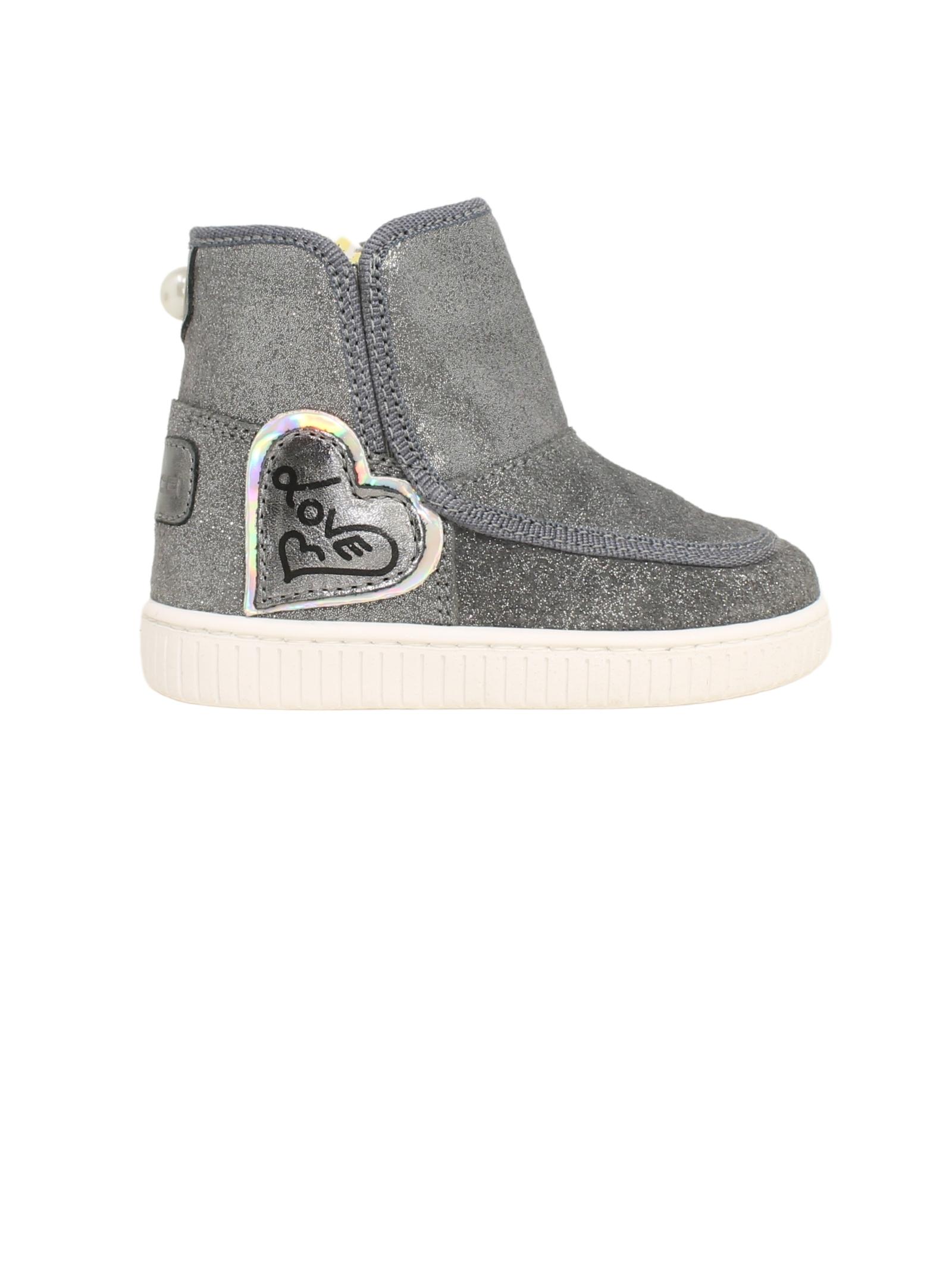 Love Girls Boots BALDUCCI |  | MSPO3811GRIGIO