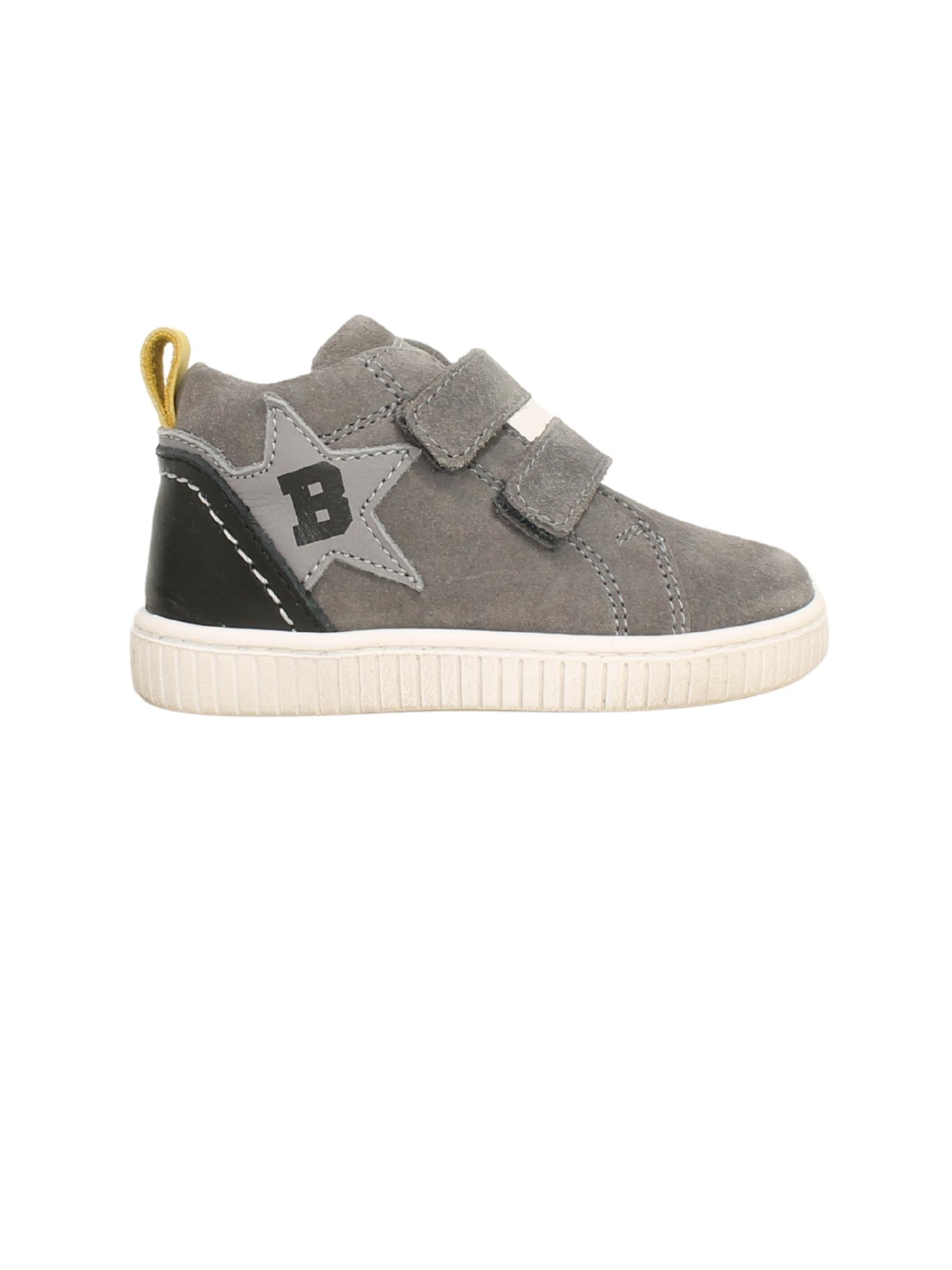 Sneakers Stars Logo Bambino BALDUCCI | Sneakers | MSPO3814GRIGIO