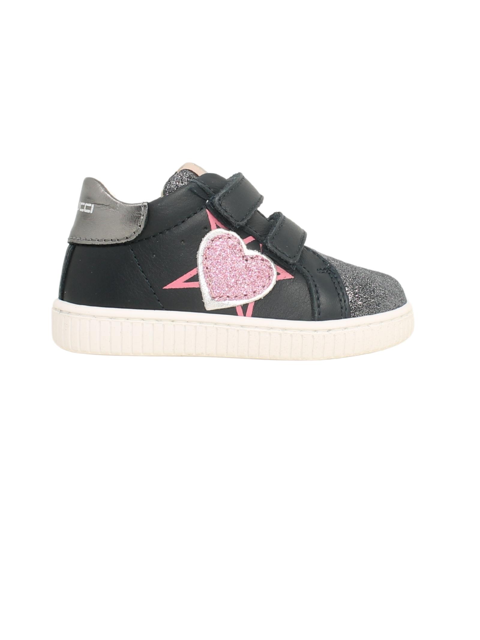 Lurex sneakers for girls BALDUCCI | Sneakers | MSPO3817BLU