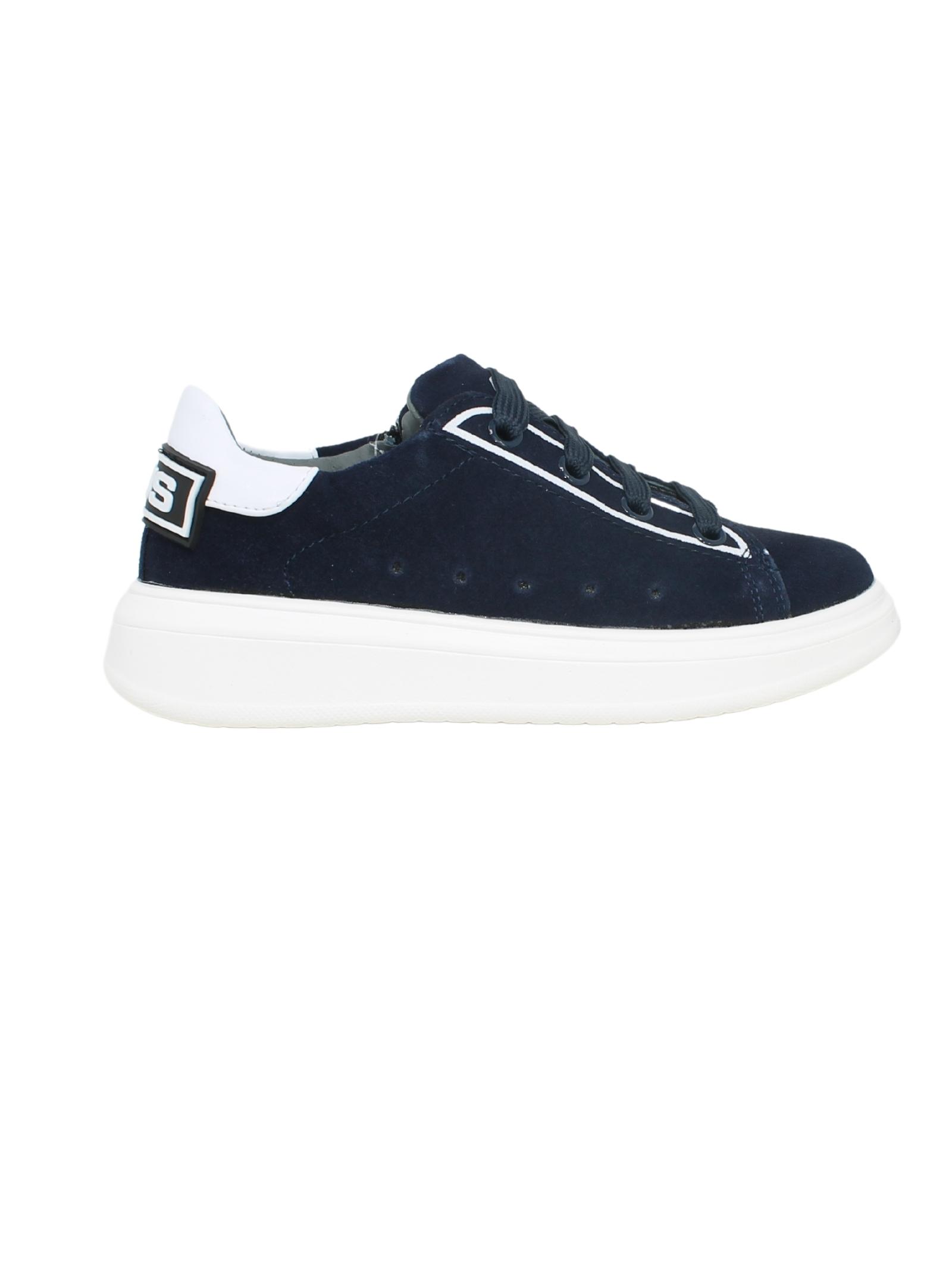 Baby Blue Low Sneakers CESARE PACIOTTI | Sneakers | 4U002BLU