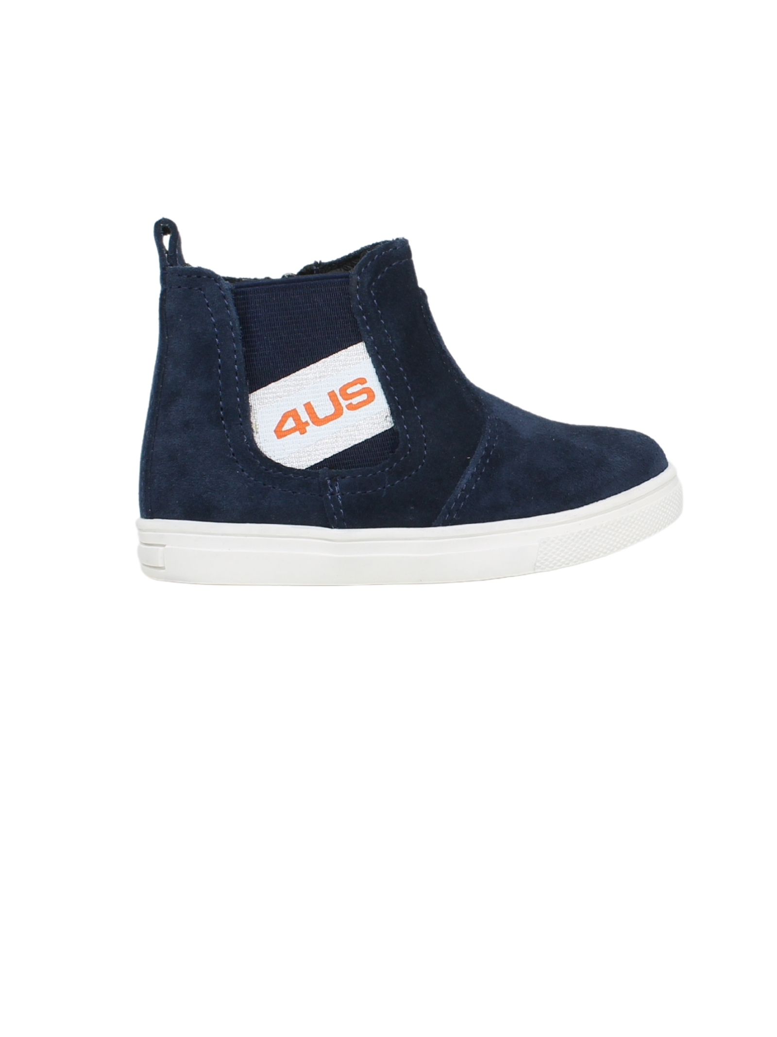 Blue Child ankle boots CESARE PACIOTTI | Desert boots | 4U140BLU