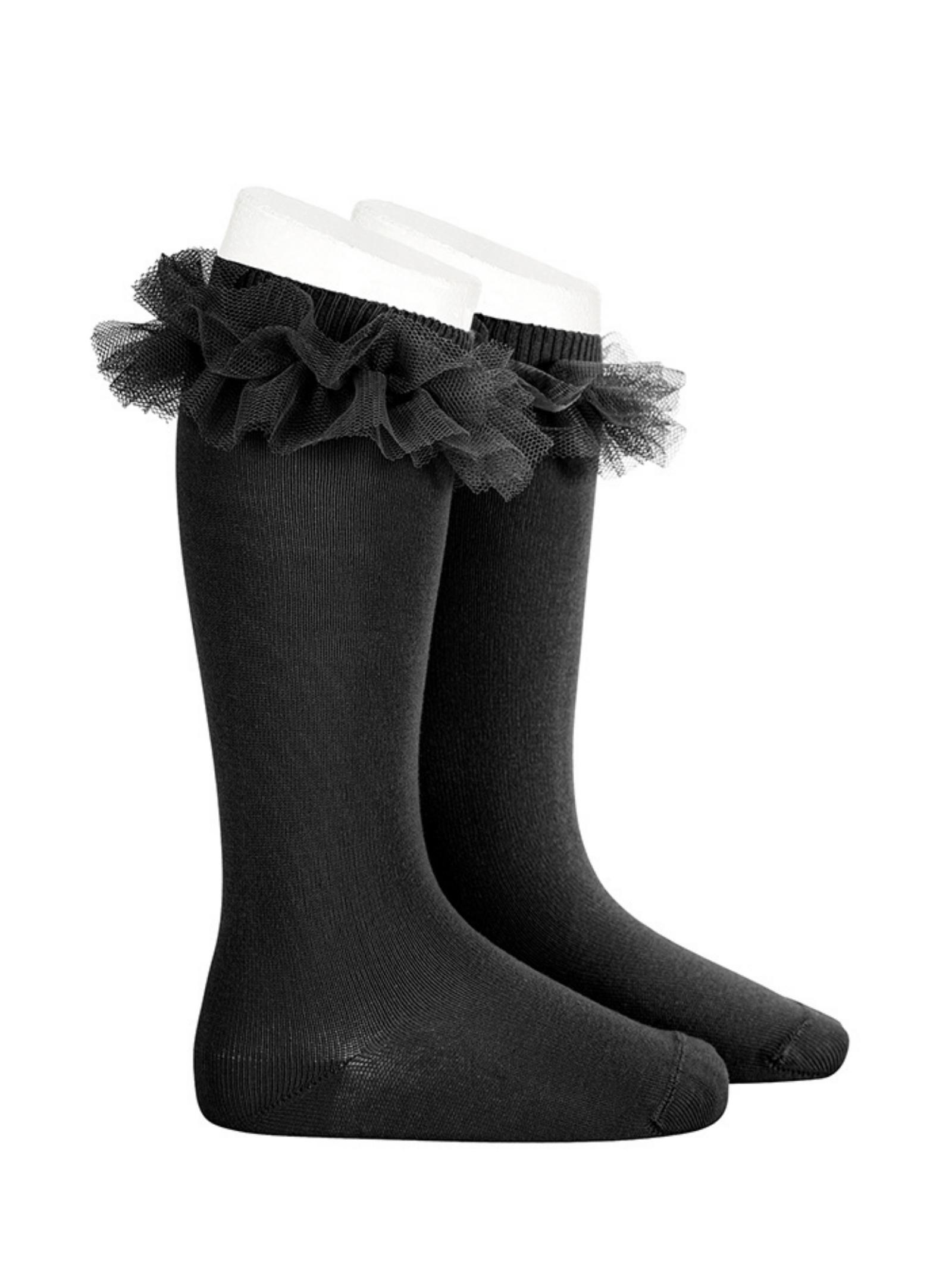 High Tulle Socks for Girls CONDOR | Socks | 24942900