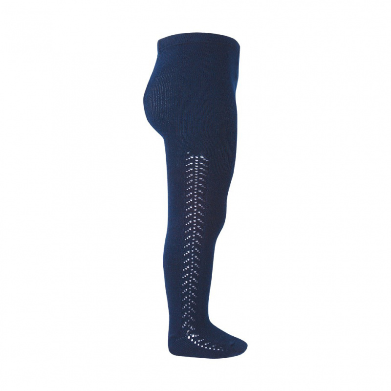 Perforated Tights for Girls CONDOR |  | 25911480