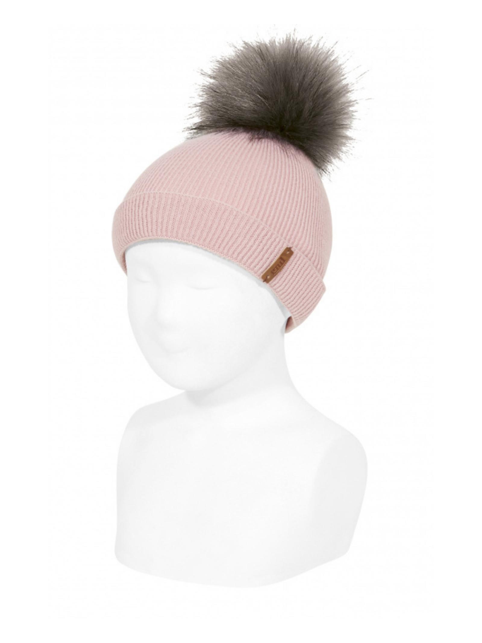 Cappello Costine Pompon Unisex CONDOR | Cappelli | 50022011526