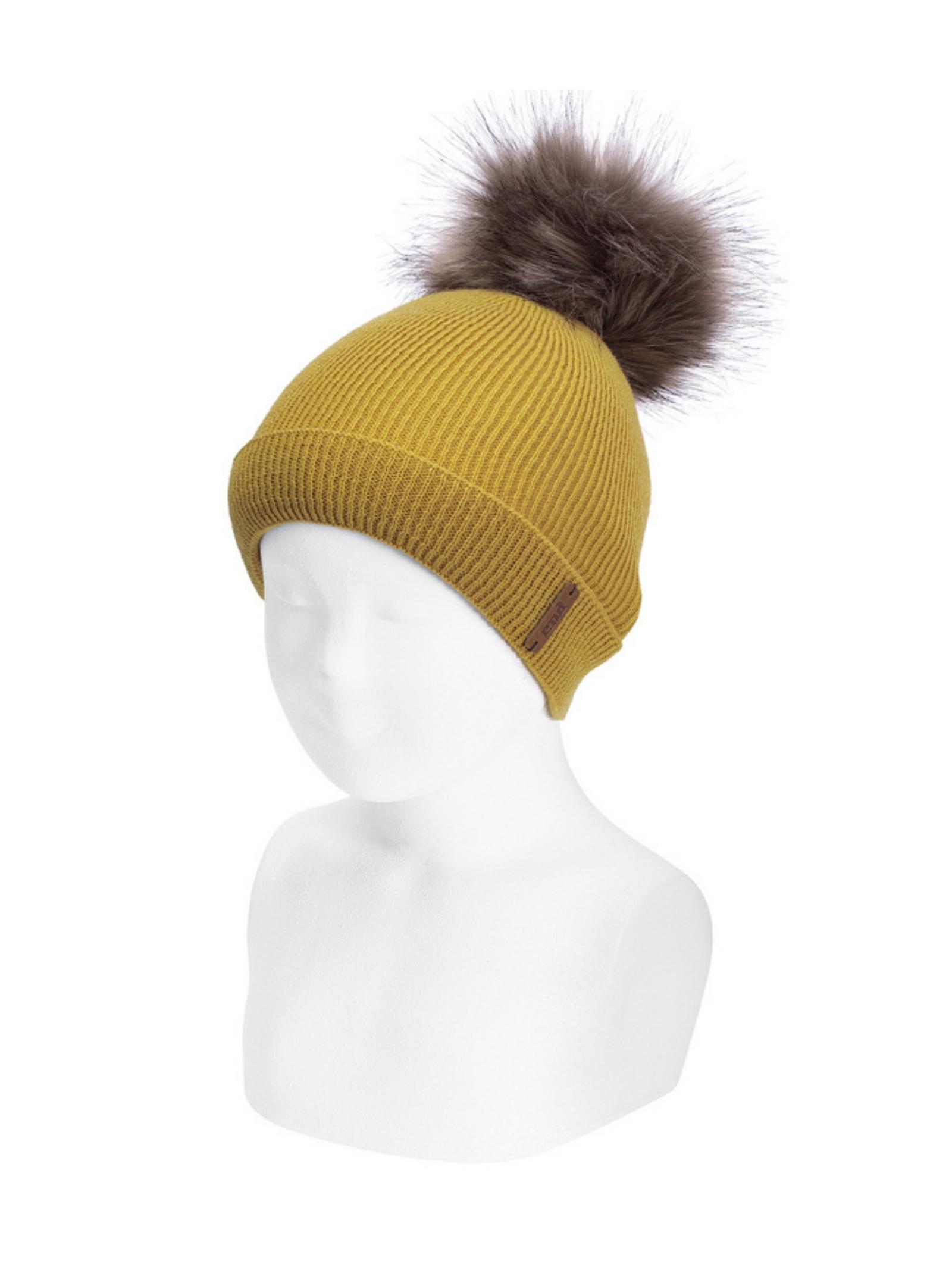 Cappello Costine Pompon Unisex CONDOR | Cappelli | 50022011629