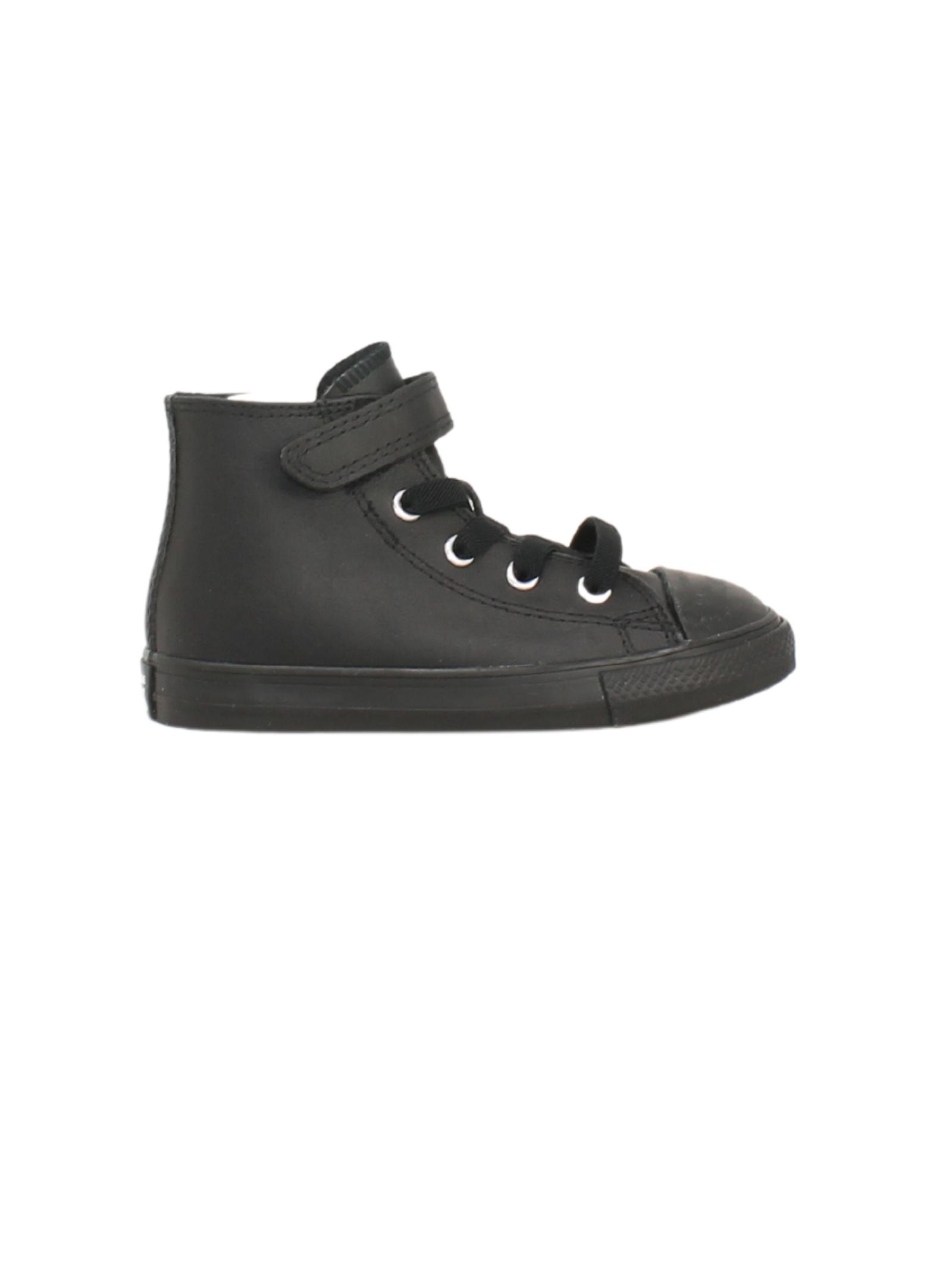 Sneakers Total Black Boy CONVERSE KIDS | Sneakers | 771497CNERO