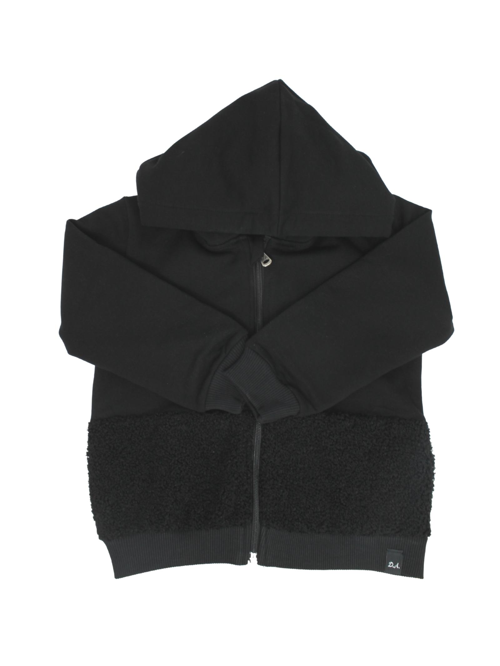 Teddy Boy sweatshirt DANIELE ALESSANDRINI JUNIOR | Hoodie | 1291F0729NERO