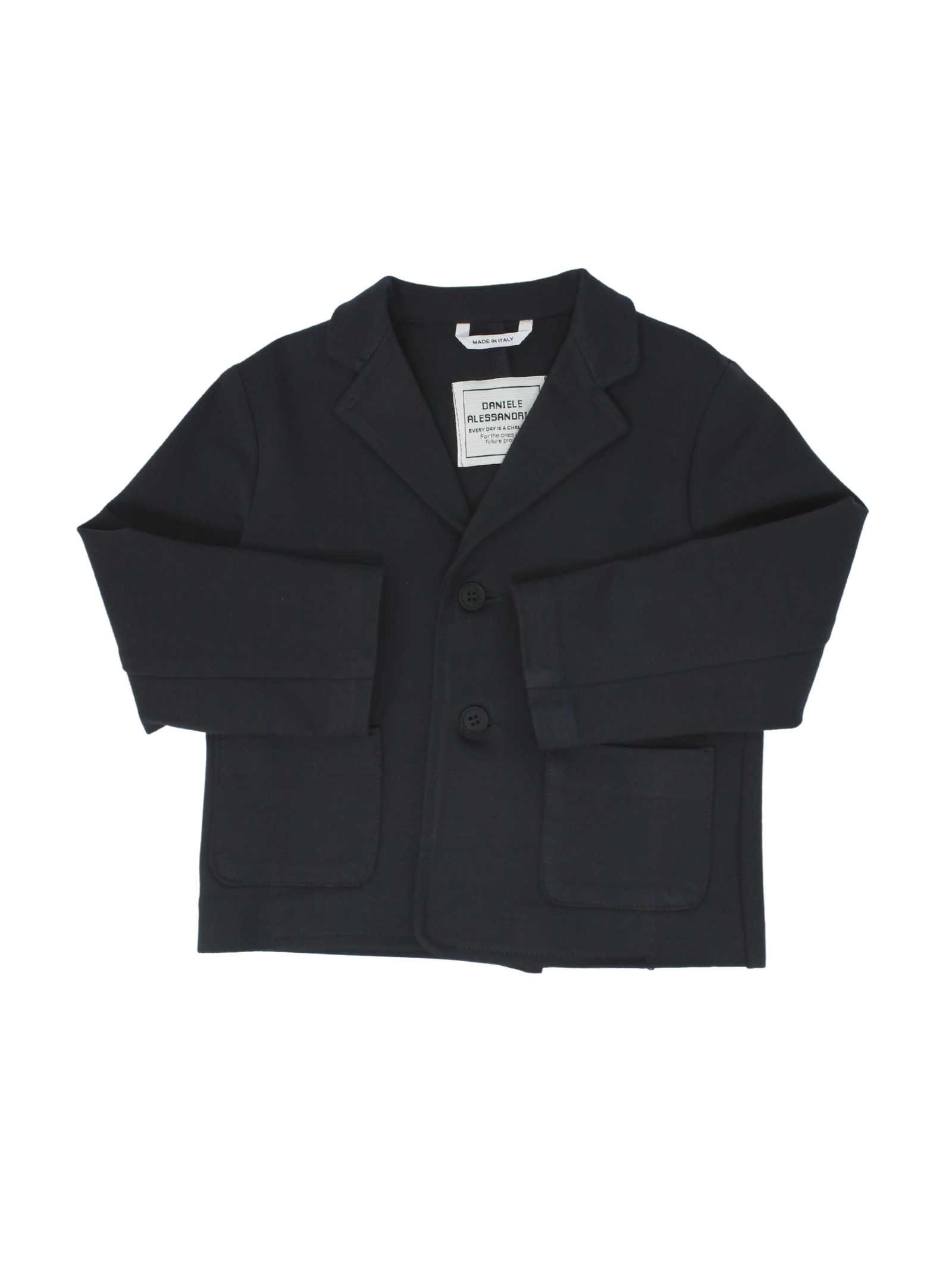 Elegant Blue Baby Jacket DANIELE ALESSANDRINI JUNIOR | Jackets | 1291J0772BLU