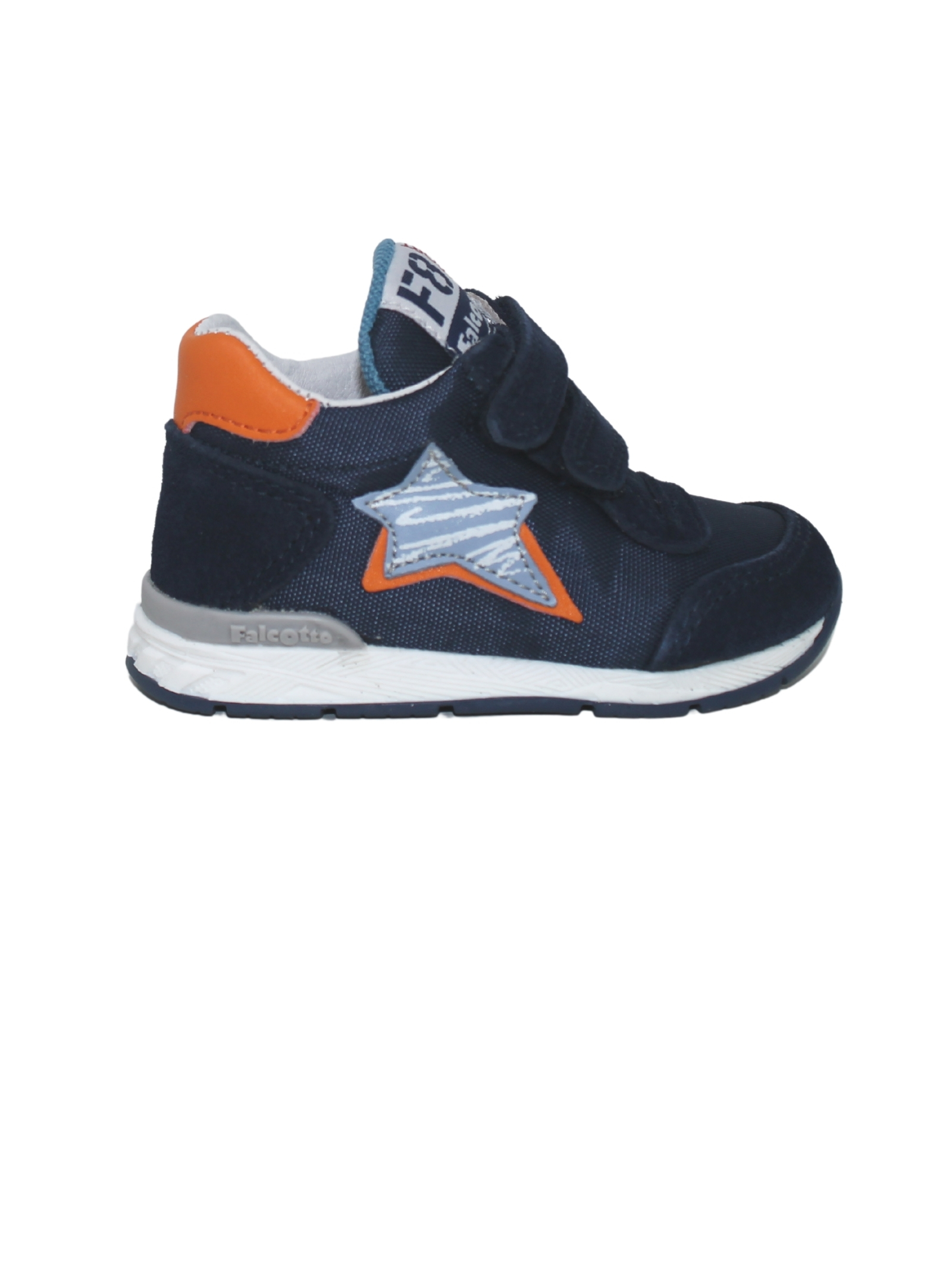 Fantasy Stars Sneakers Child FALCOTTO | Sneakers | 0012015873040C02NAVY