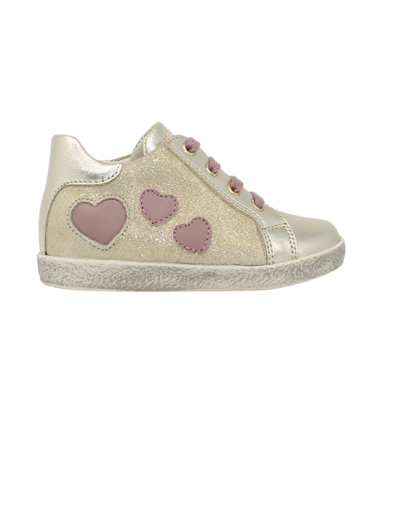 Sinta Girls sneakers FALCOTTO | Sneakers | 0012016114021Q20PLATINUM PINK