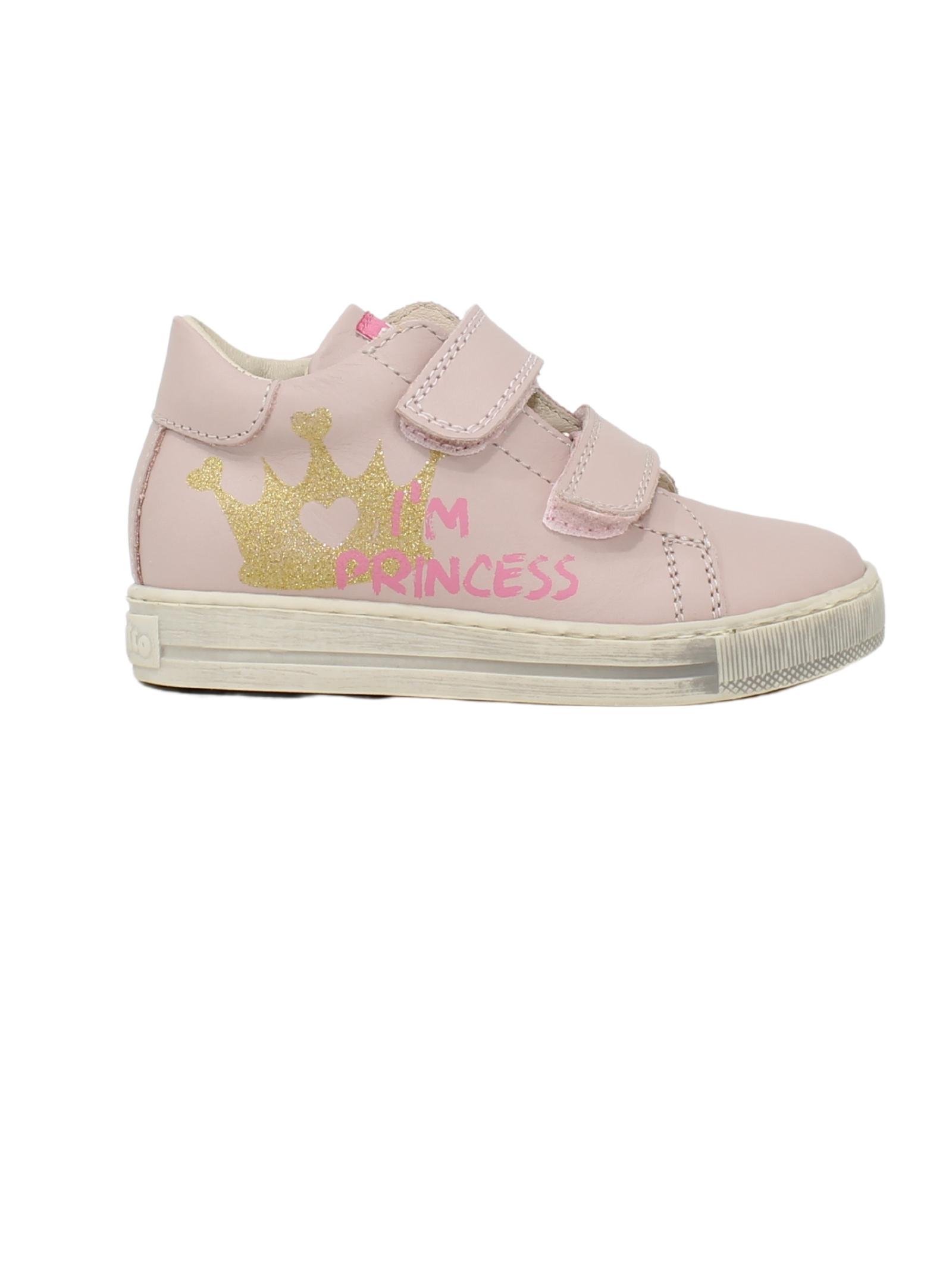 Ermelinda Girl Sneakers FALCOTTO | Sneakers | 0012016183010M04CIPRIA