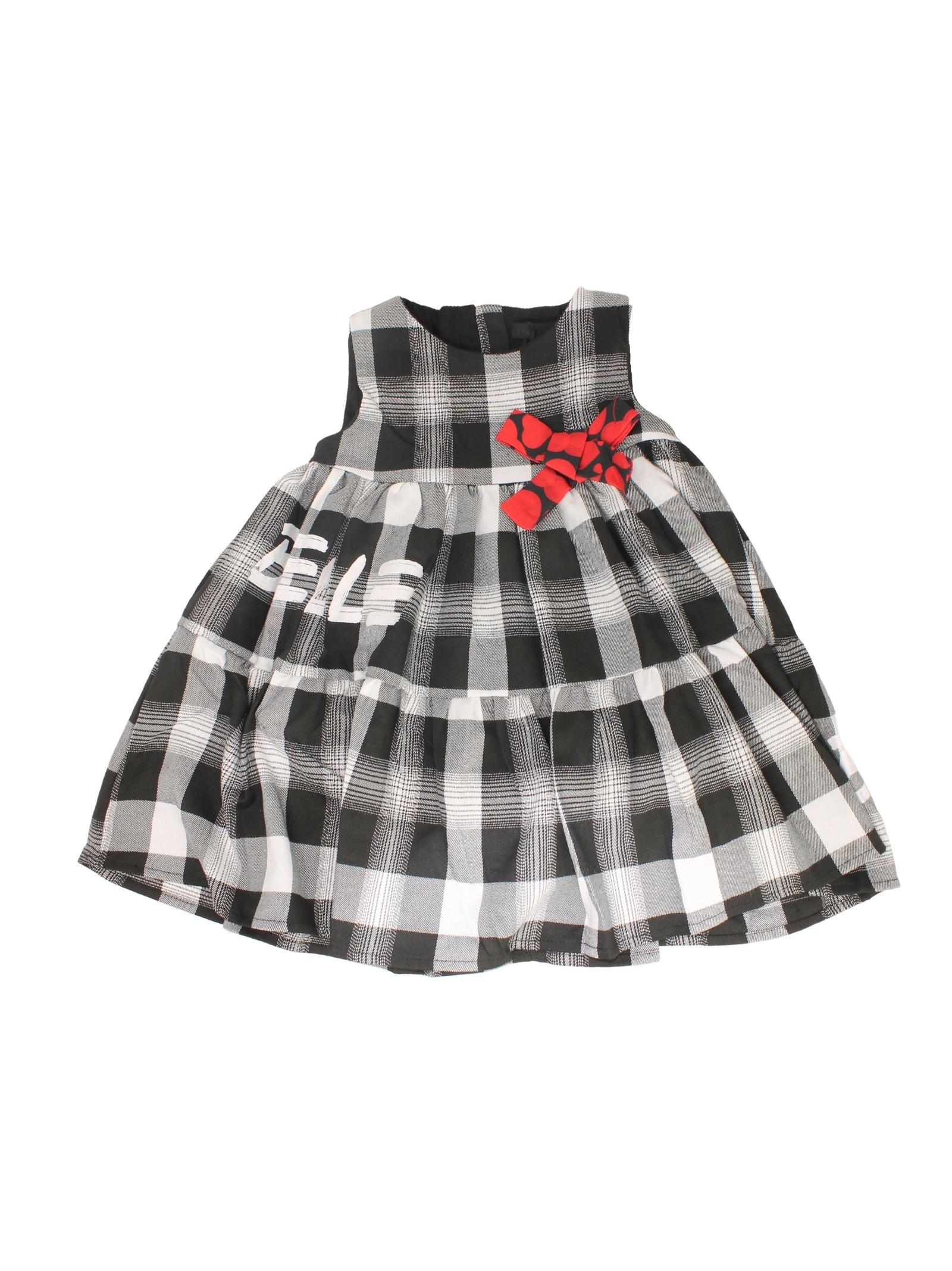 Vestito Fiocco Bambina FUN&FUN | Vestiti | FNBR9059MULTICOLOR
