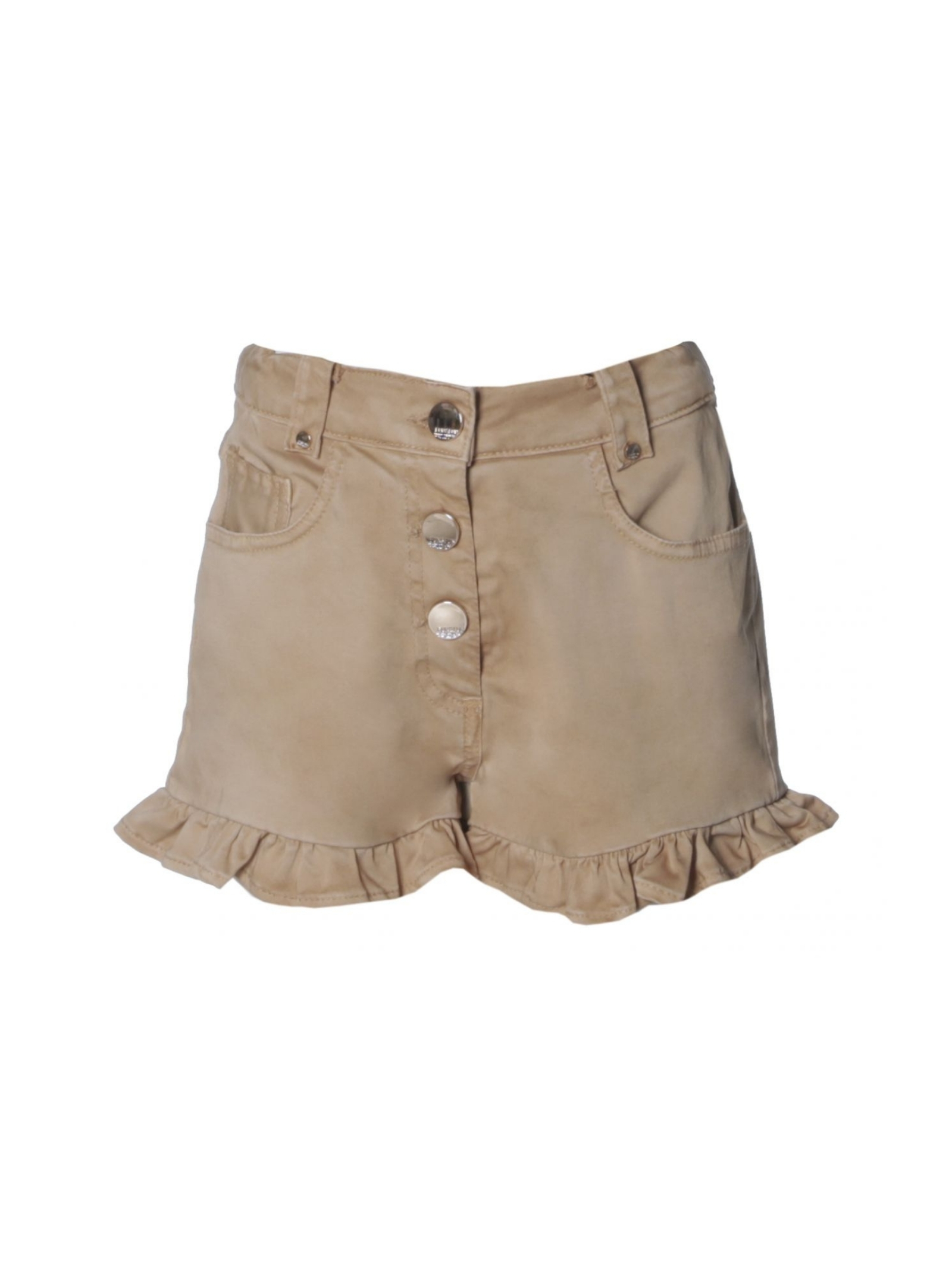 Shorts Rouche Toffee Girl FUN&FUN | Shorts | FNJSO9061TOFFEE