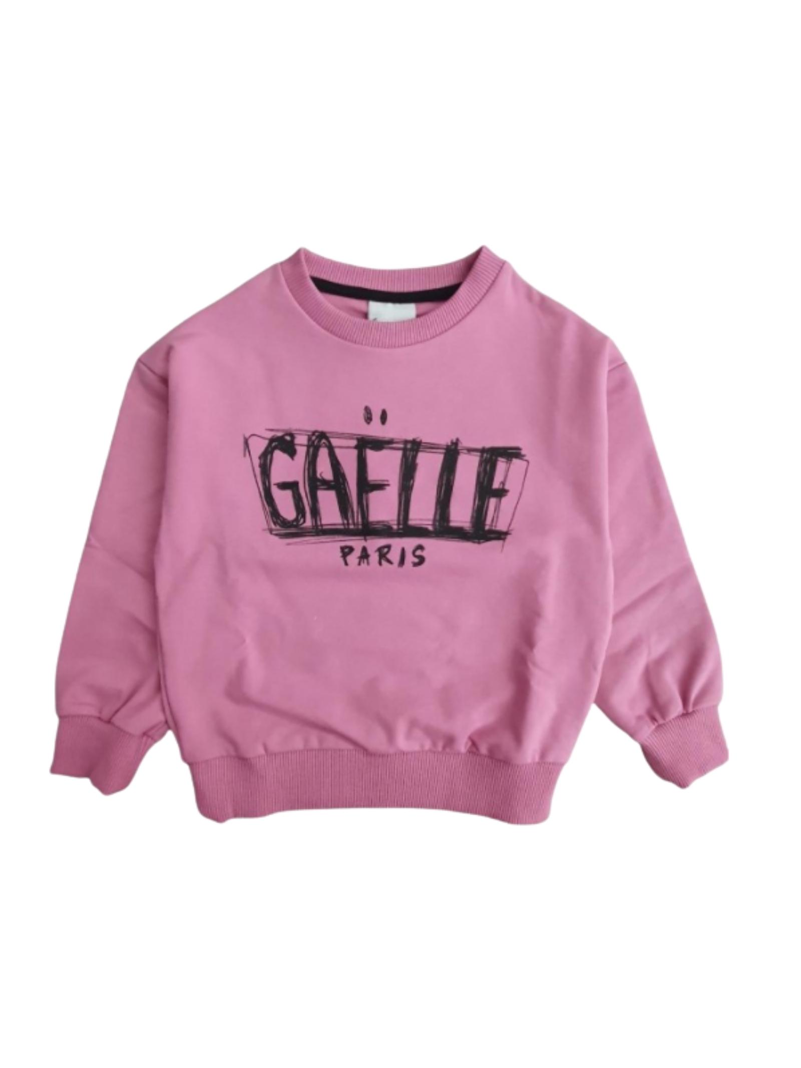 Maglia Pink Girl GAËLLE PARIS KIDS | Felpe | 2741F0387ROSA