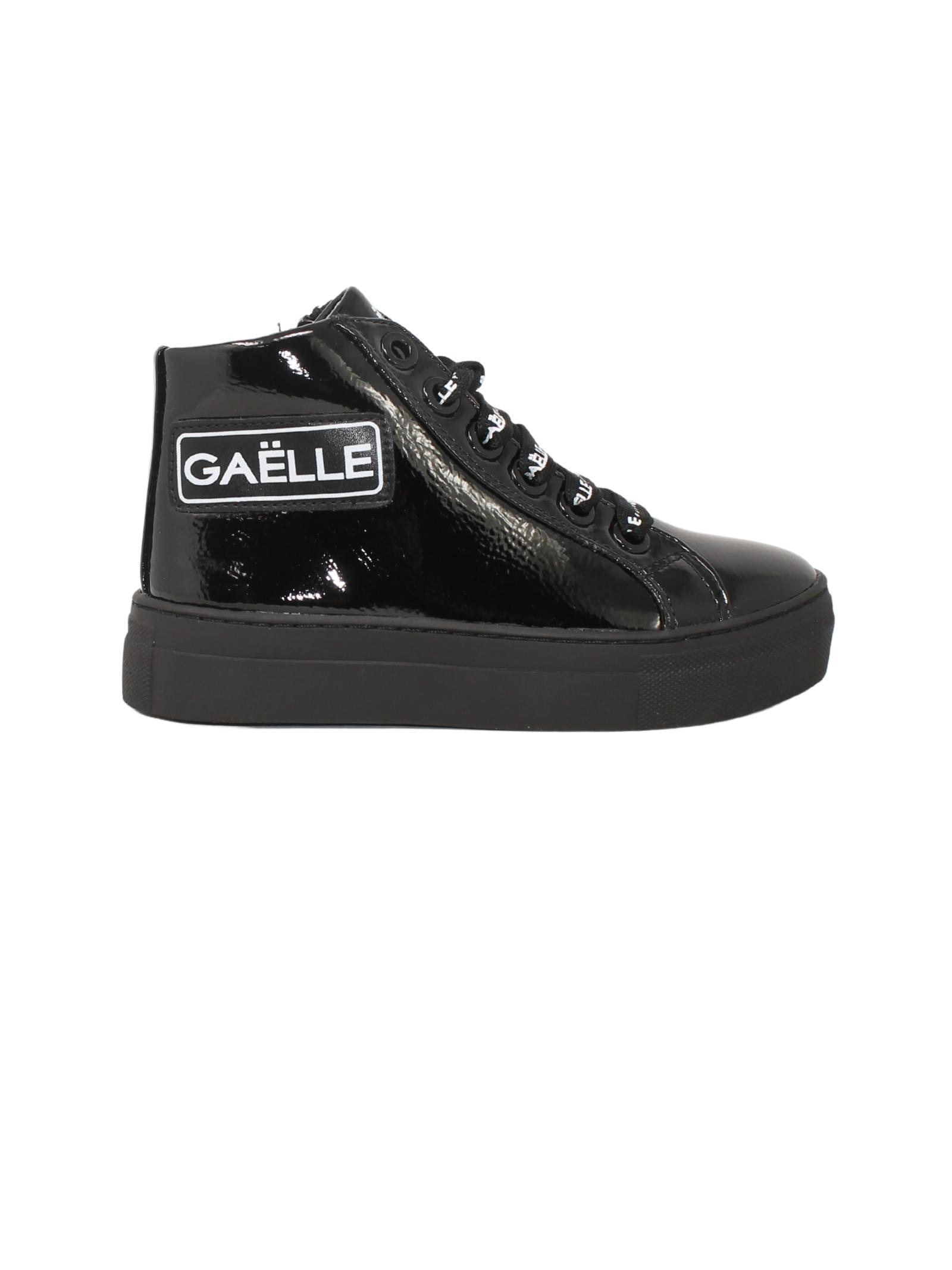 Sneakers Vernice Bambina GAËLLE PARIS KIDS | Sneakers | G1100NERO