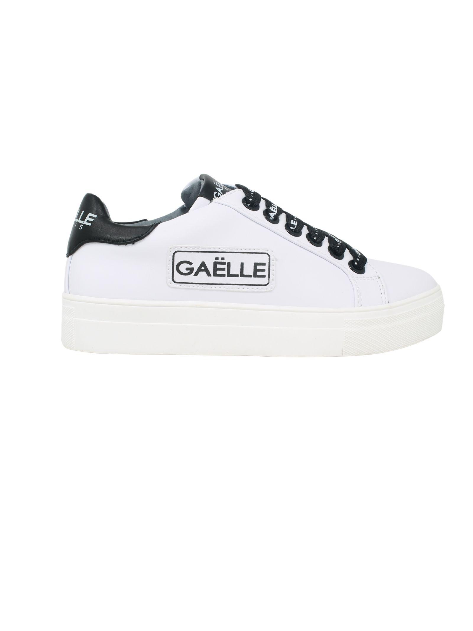 Sneakers Bassa White Bambina GAËLLE PARIS KIDS | Sneakers | G1101BIANCO