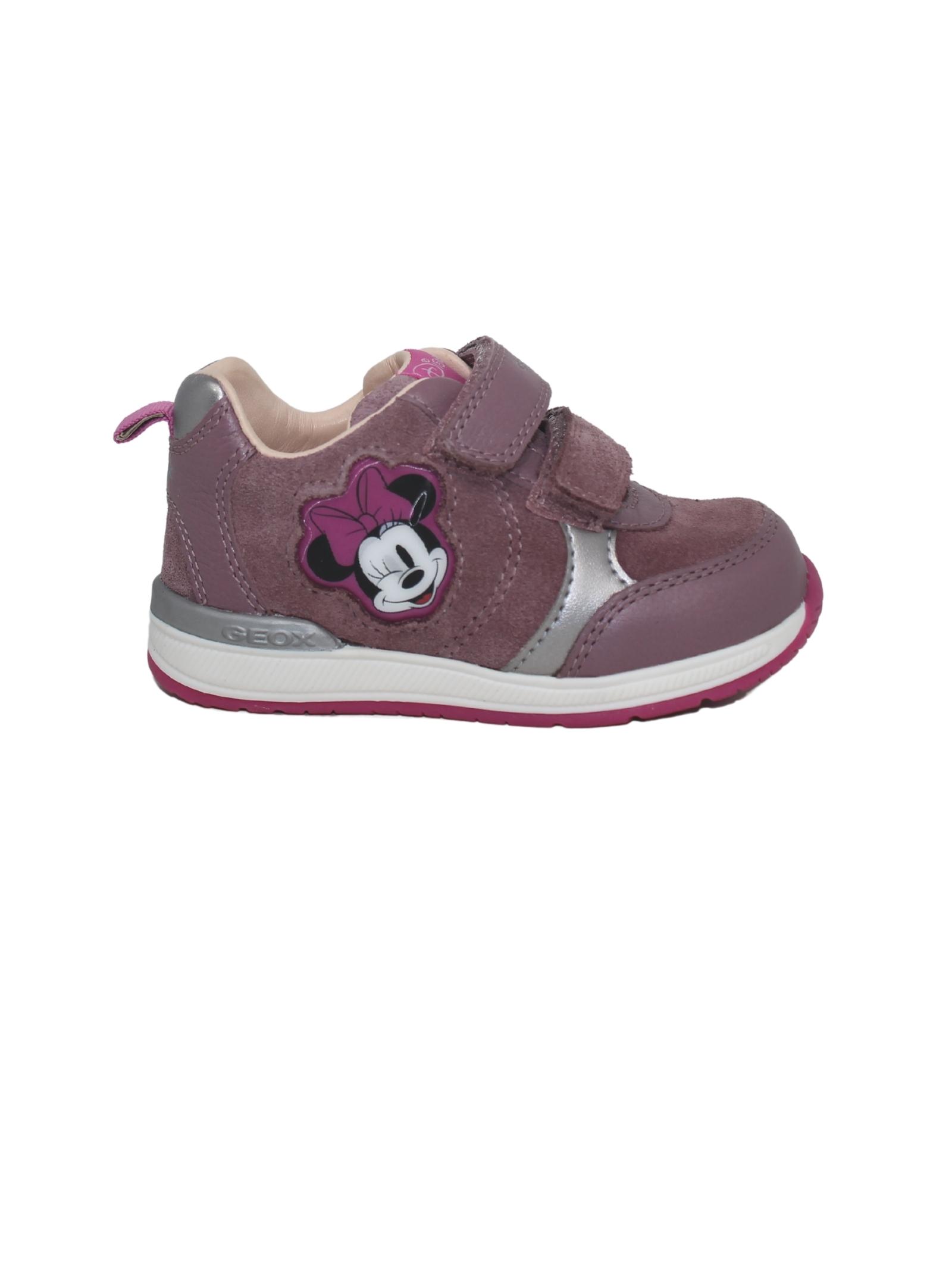 Sneakers Minnie Bambina GEOX KIDS | Sneakers | B160LB02244C8025