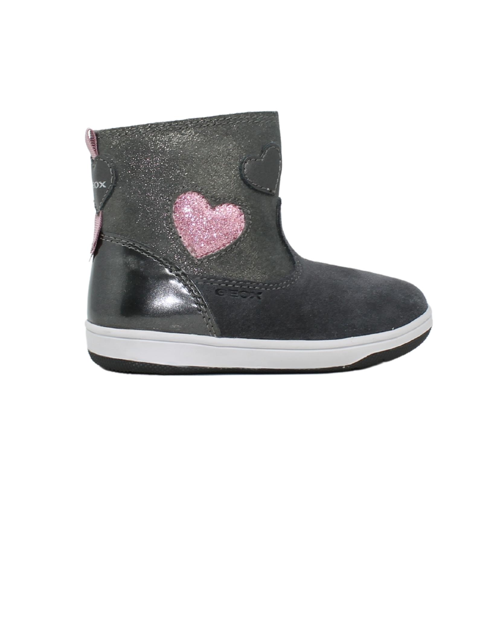 Heart Girls boots GEOX KIDS   Boots   B161HA02277C9002