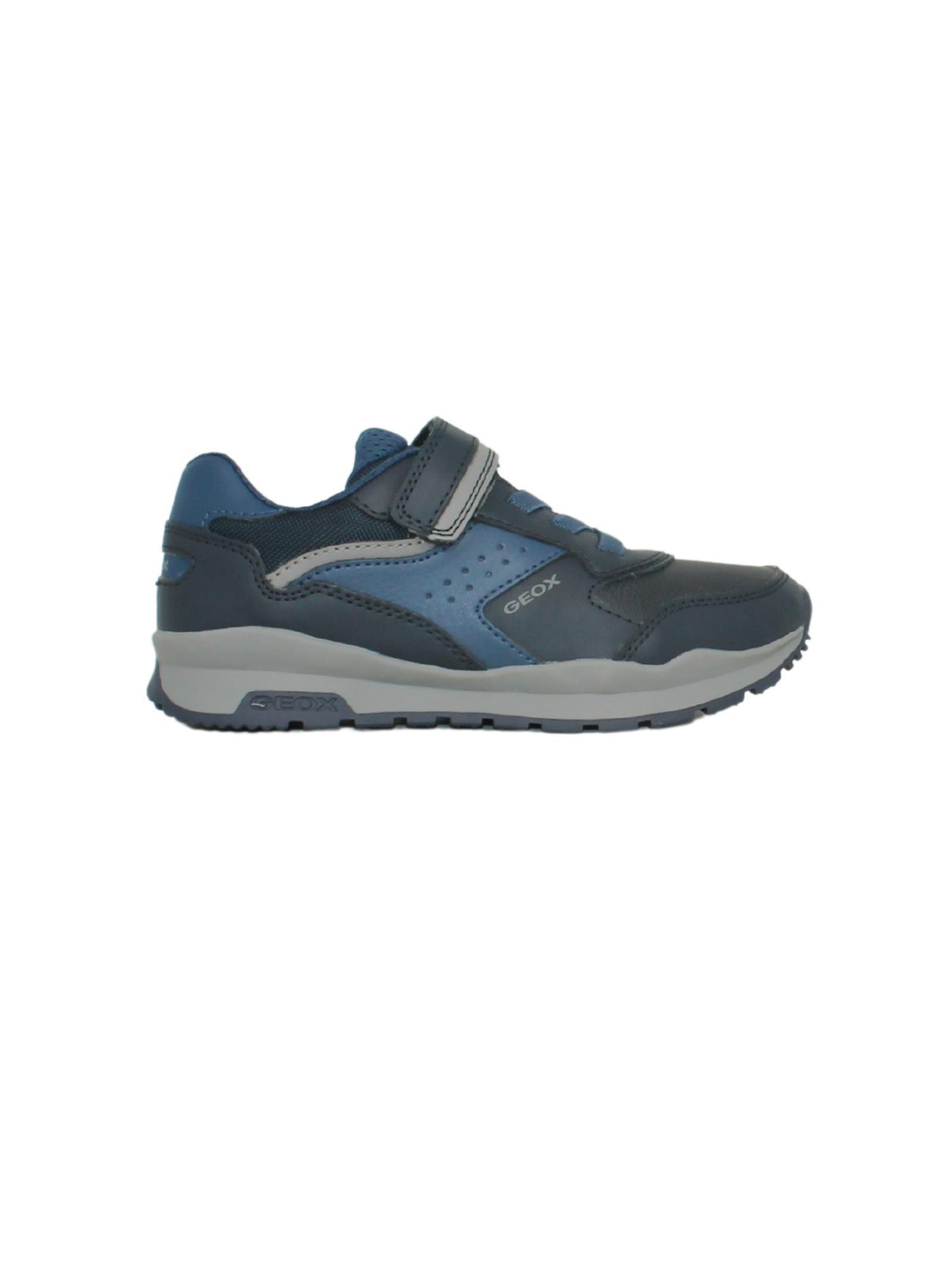 Sneakers Navy Boy Sport GEOX KIDS | Sneakers | J1615A054FUC4264