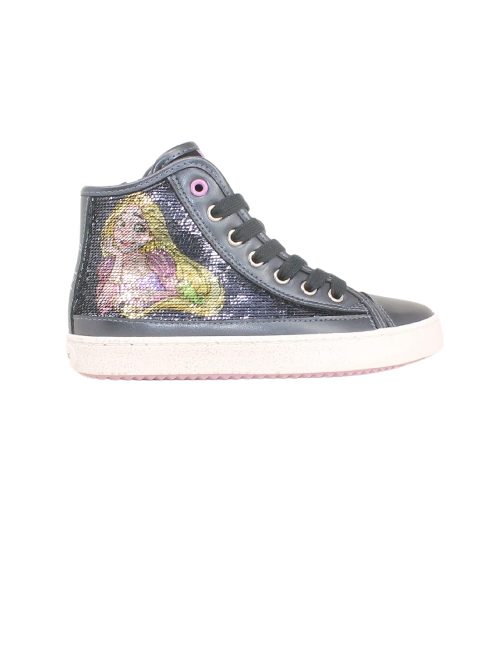 Sneakers Principessa Paillettes Bambina GEOX KIDS   Sneakers   J164GD0K9NFC4002