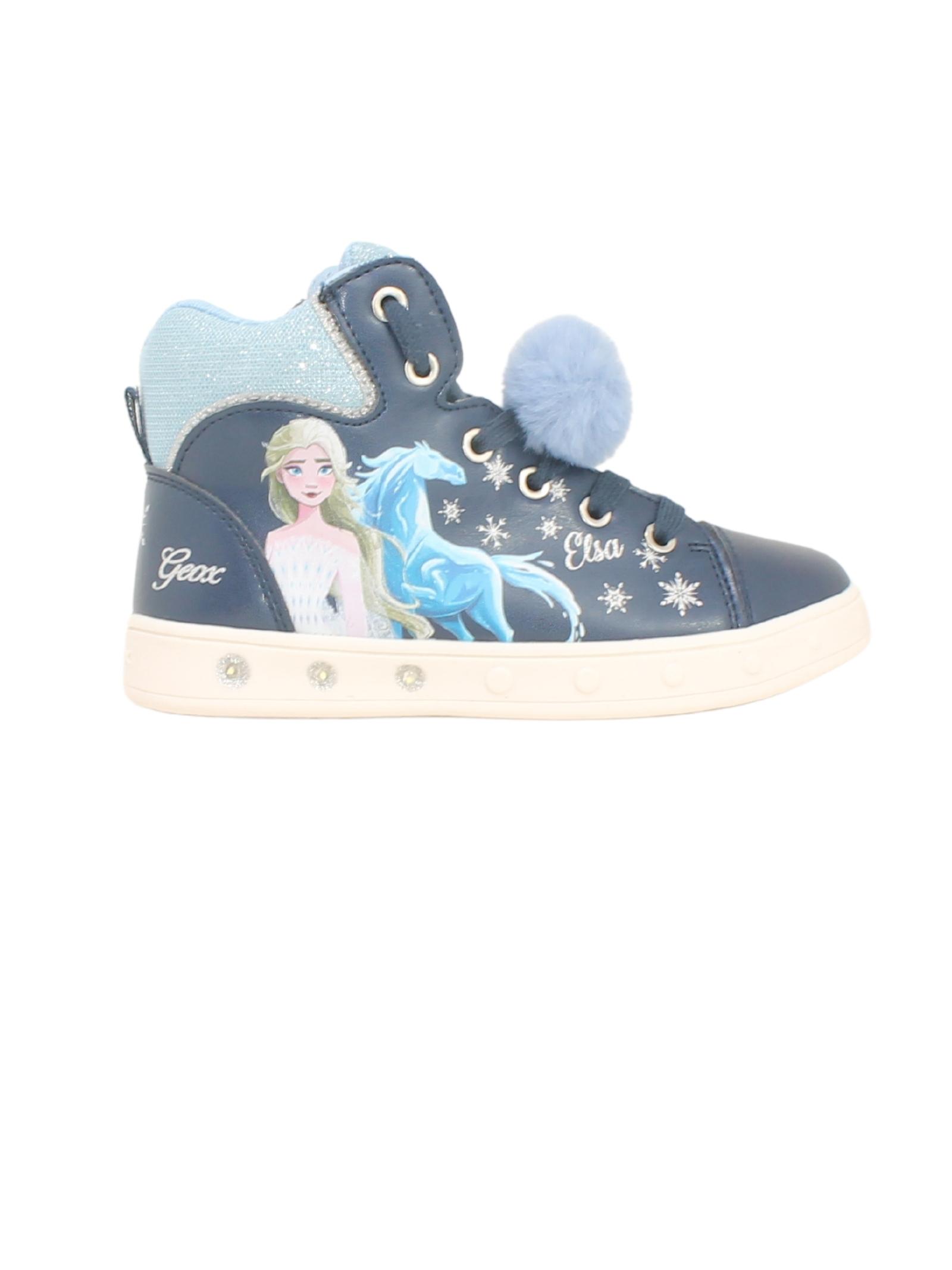 Sneakers Princess Pon Pon Bambina GEOX KIDS   Sneakers   J168WC000NFC4231