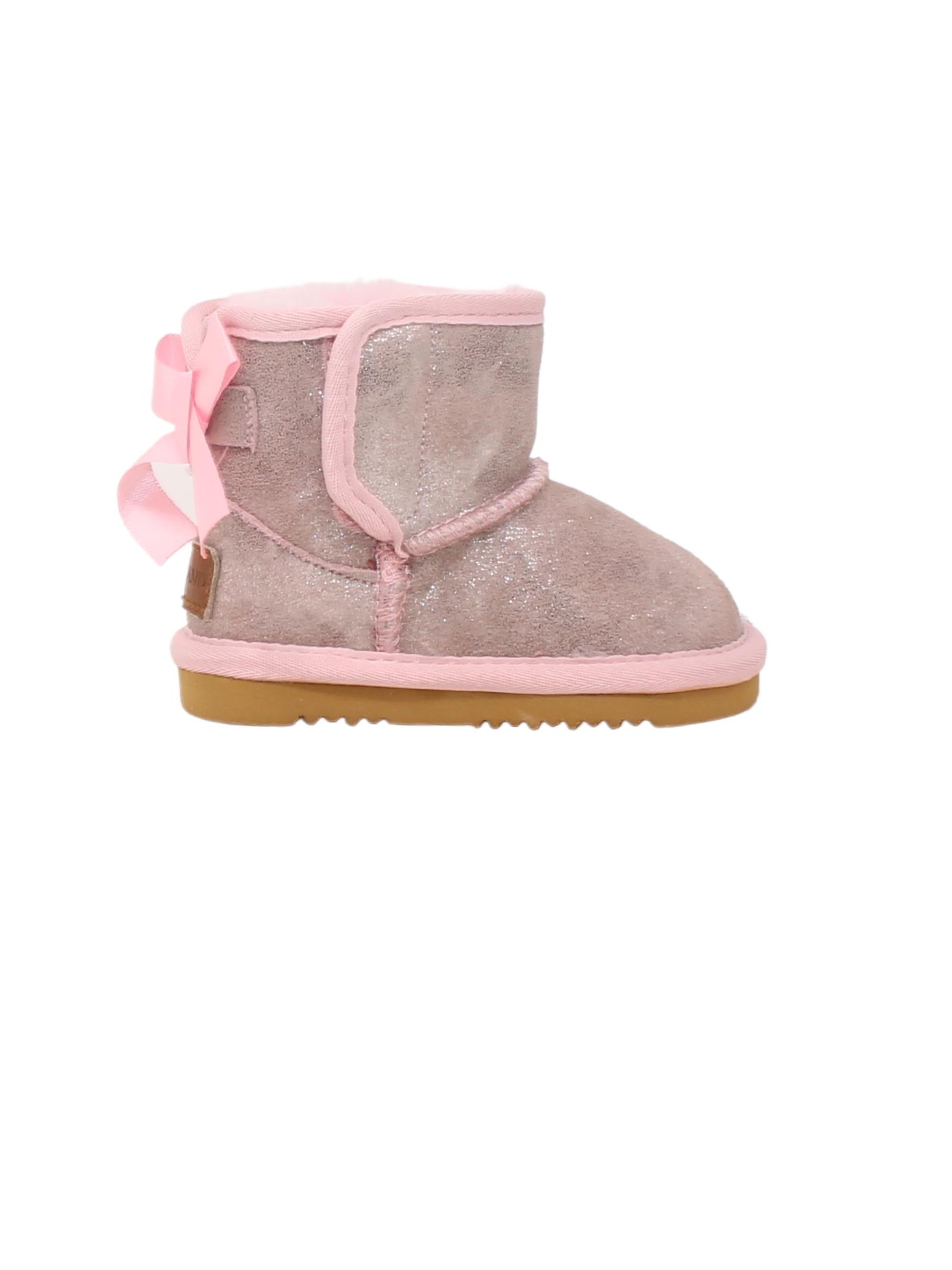 Tronchetti Croy Effetto Lurex Pink Bambina GRUNLAND JUNIOR   Tronchetti   0061ROSA
