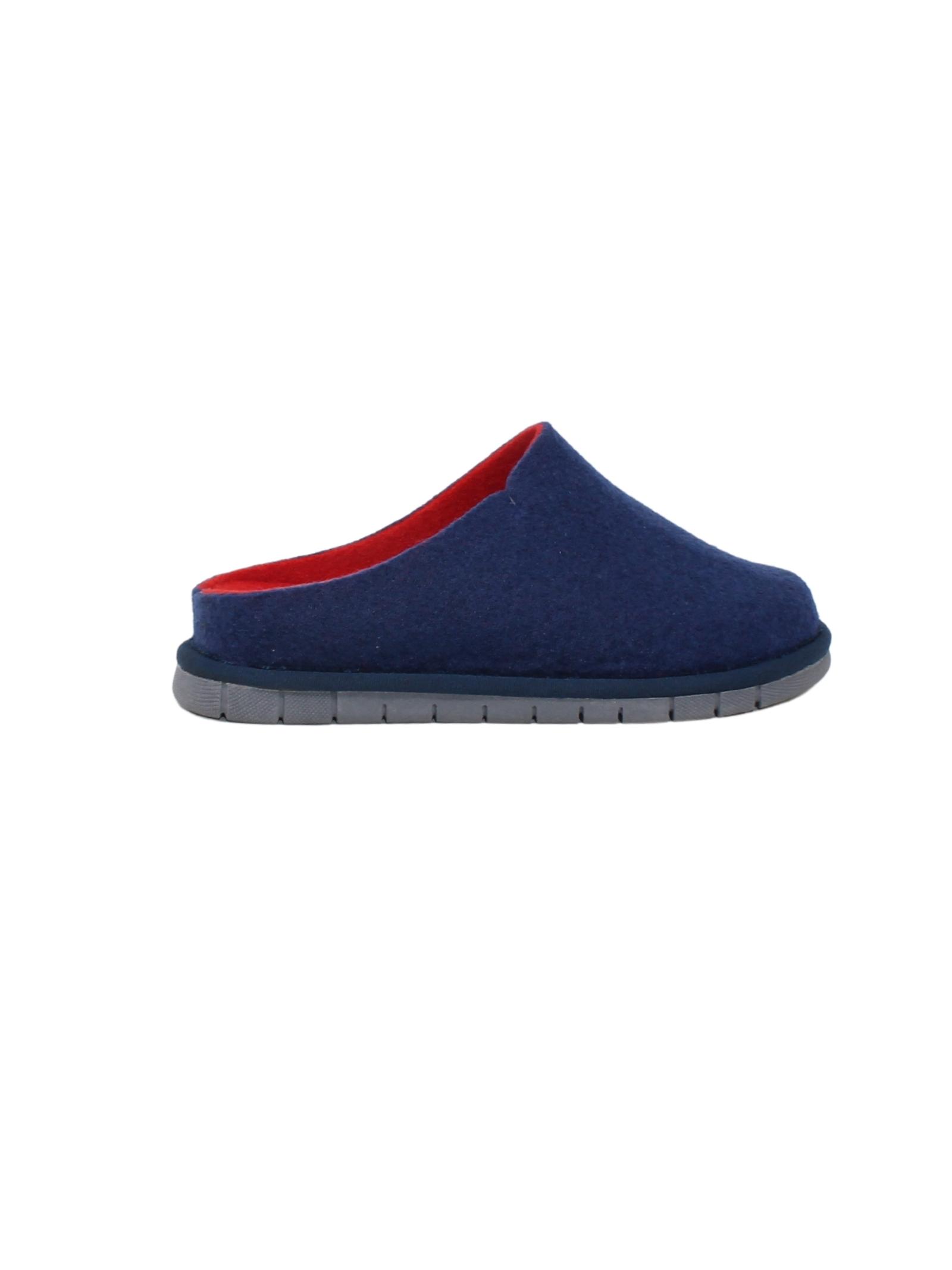 Blue Red Baby slippers GRUNLAND JUNIOR | Flip Flop | 2750BLU