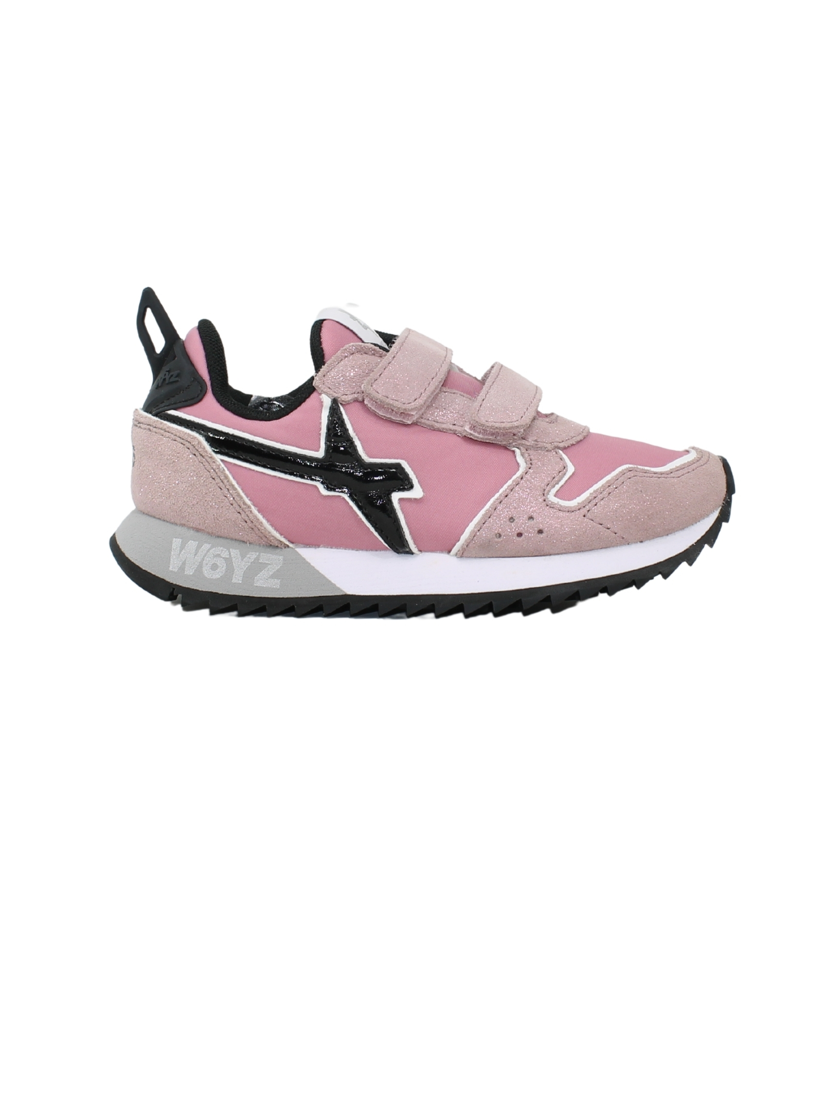 Sneakers Sport Glitter Bambina JUST SAY WIZZ | Sneakers | 0012013567180M03ROSE'