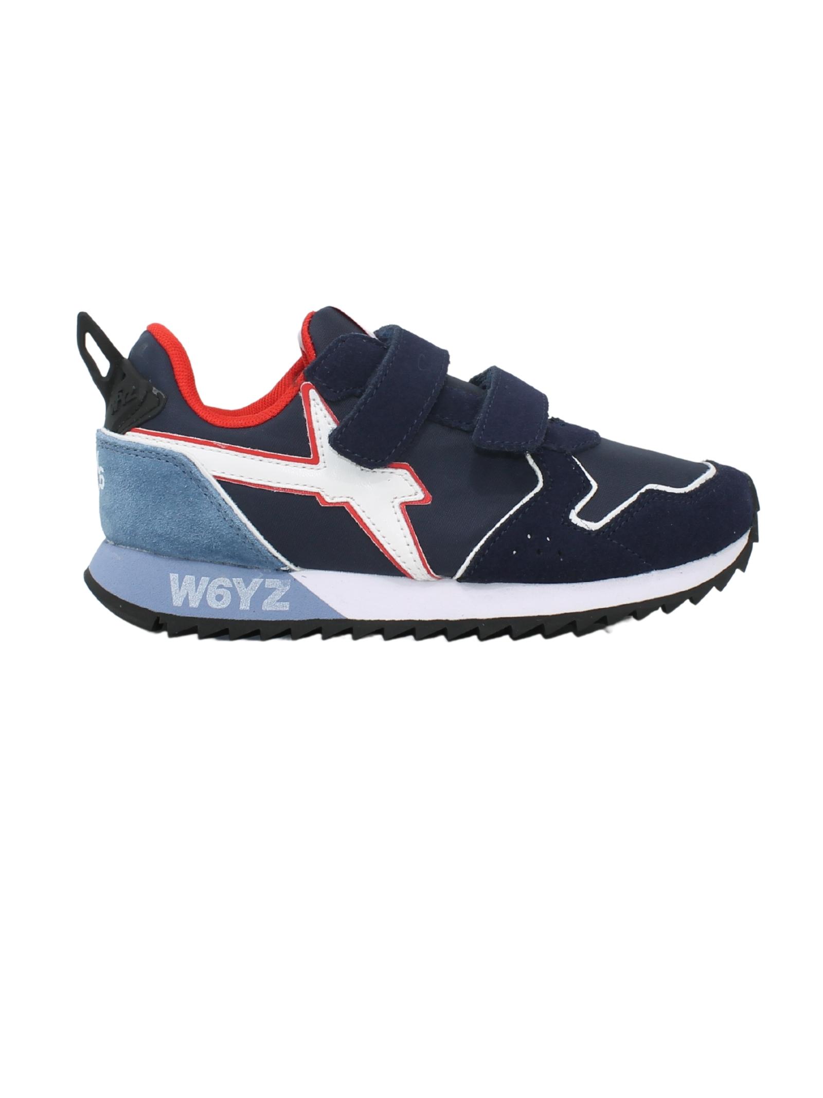 Sneakers Sport Navy Bambino JUST SAY WIZZ | Sneakers | 0012013567210C02NAVY
