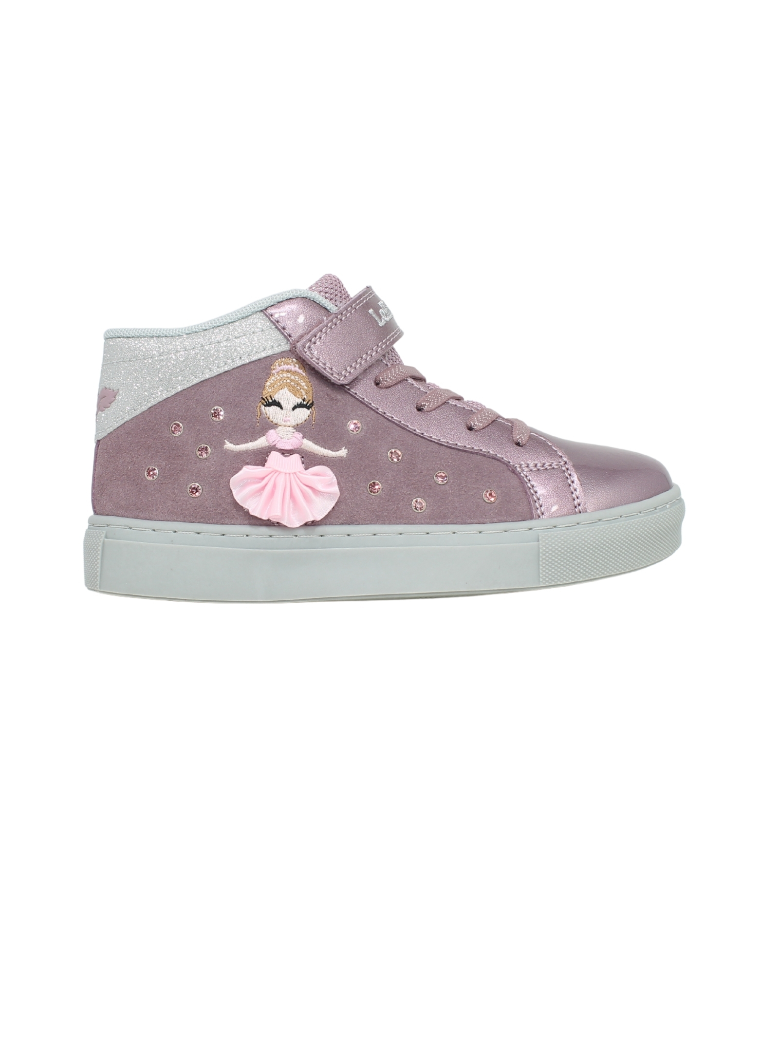 Sneakers Mille Stelle Rosa Bambina LELLI KELLY | Sneakers | LK4836CIPRIA