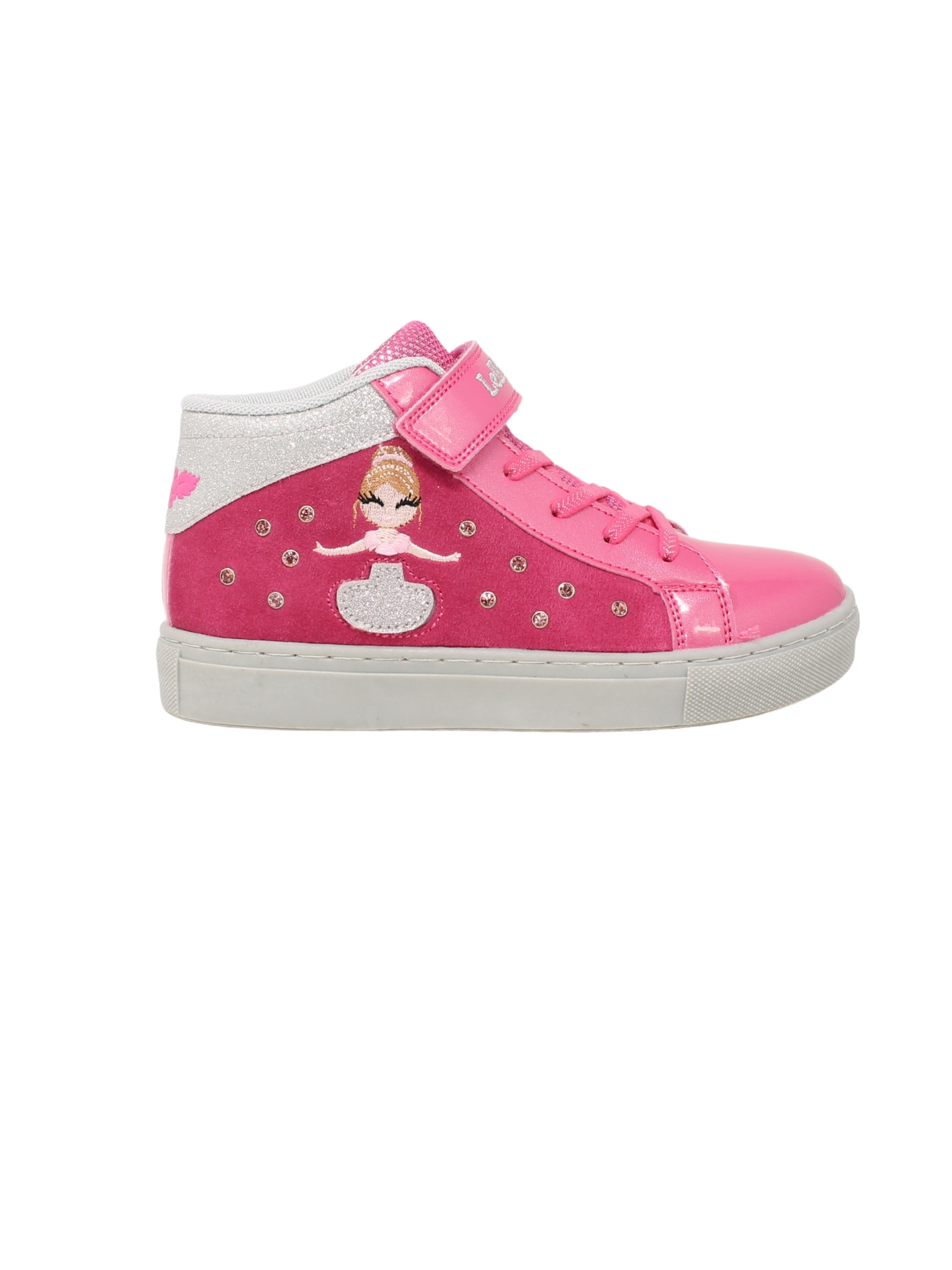 Sneakers Mille Stelle Fuxia Bambina LELLI KELLY | Sneakers | LK4836FUXIA