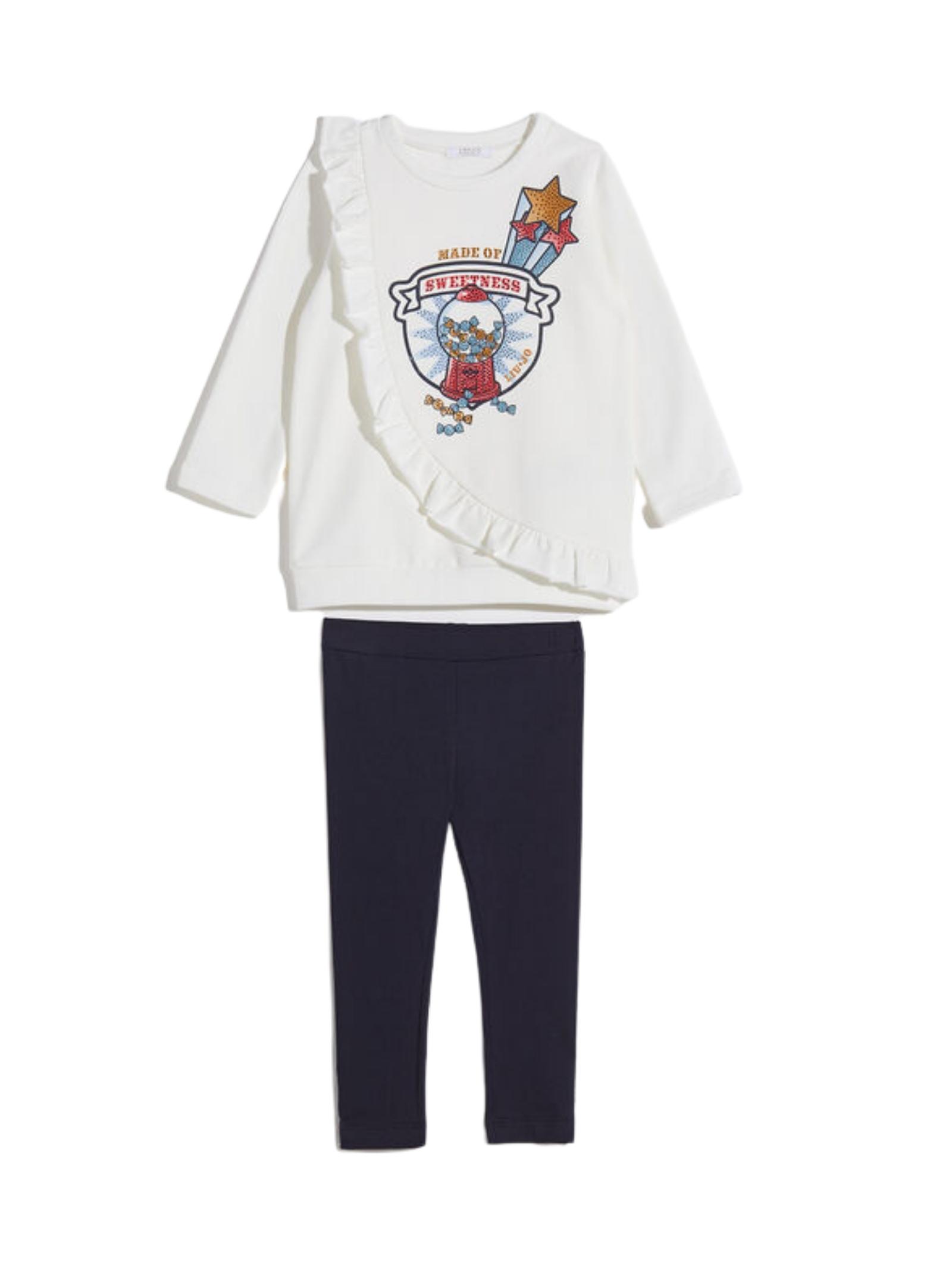 Completo Rouche Fantasy Bambina LIU-JO JUNIOR | Completi | KF1114F0724A3672