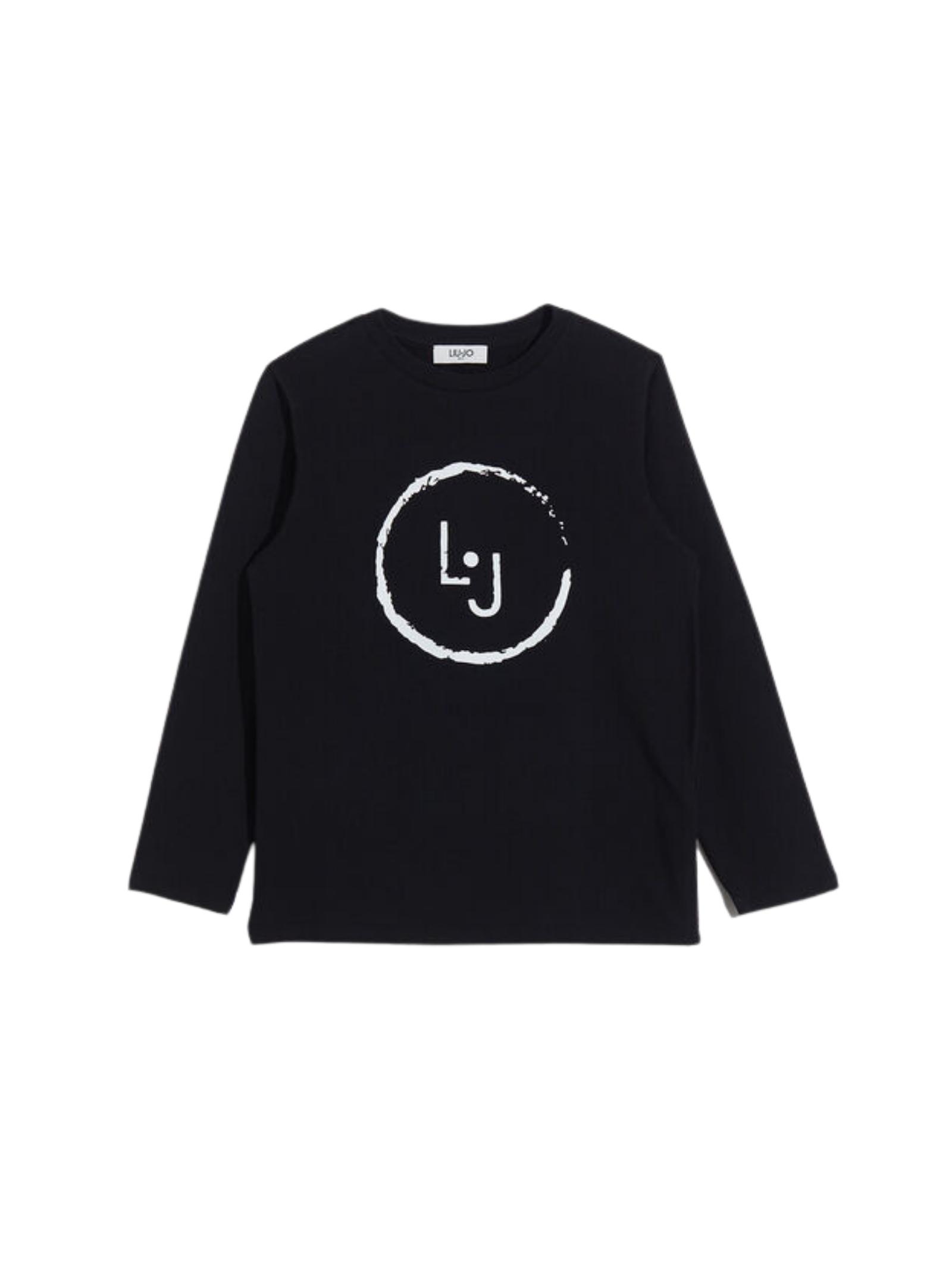 Maglia in Stretch Bambino LIU-JO JUNIOR | T-shirt | QF1006J630422222