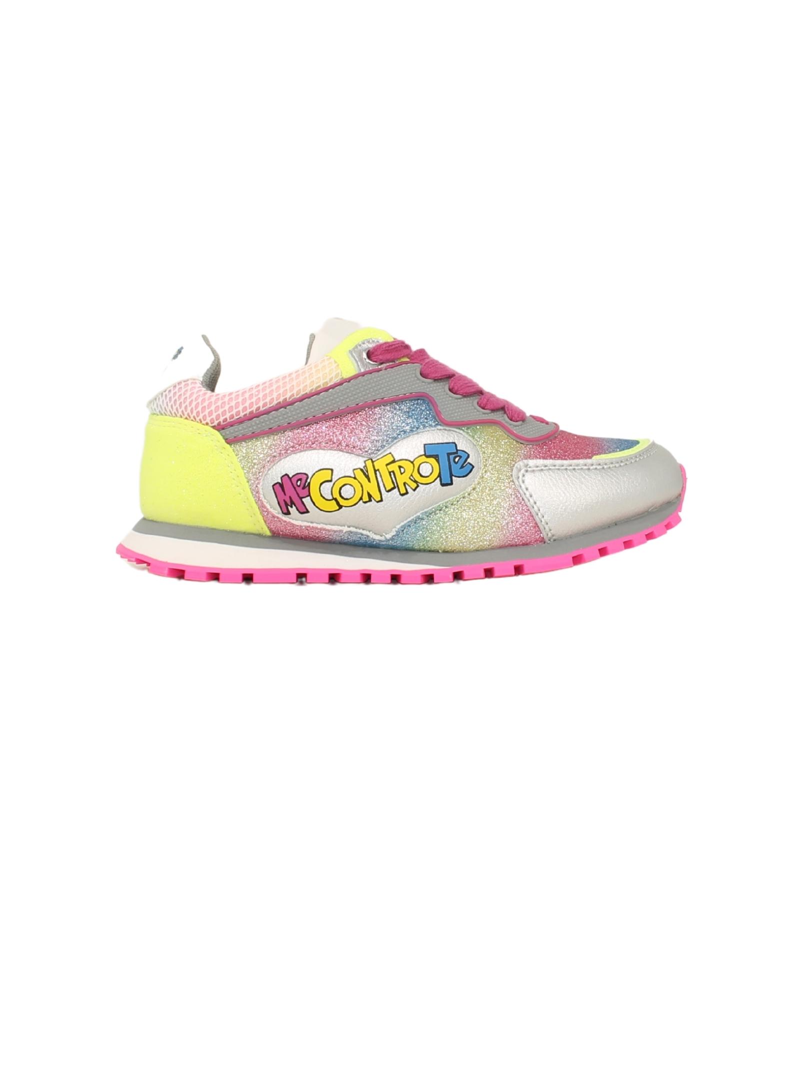 Sneakers e Marsupio Glitter Bambina LIU-JO MECONTROTE | Sneakers | 4F1001TX00700373GRIGIO